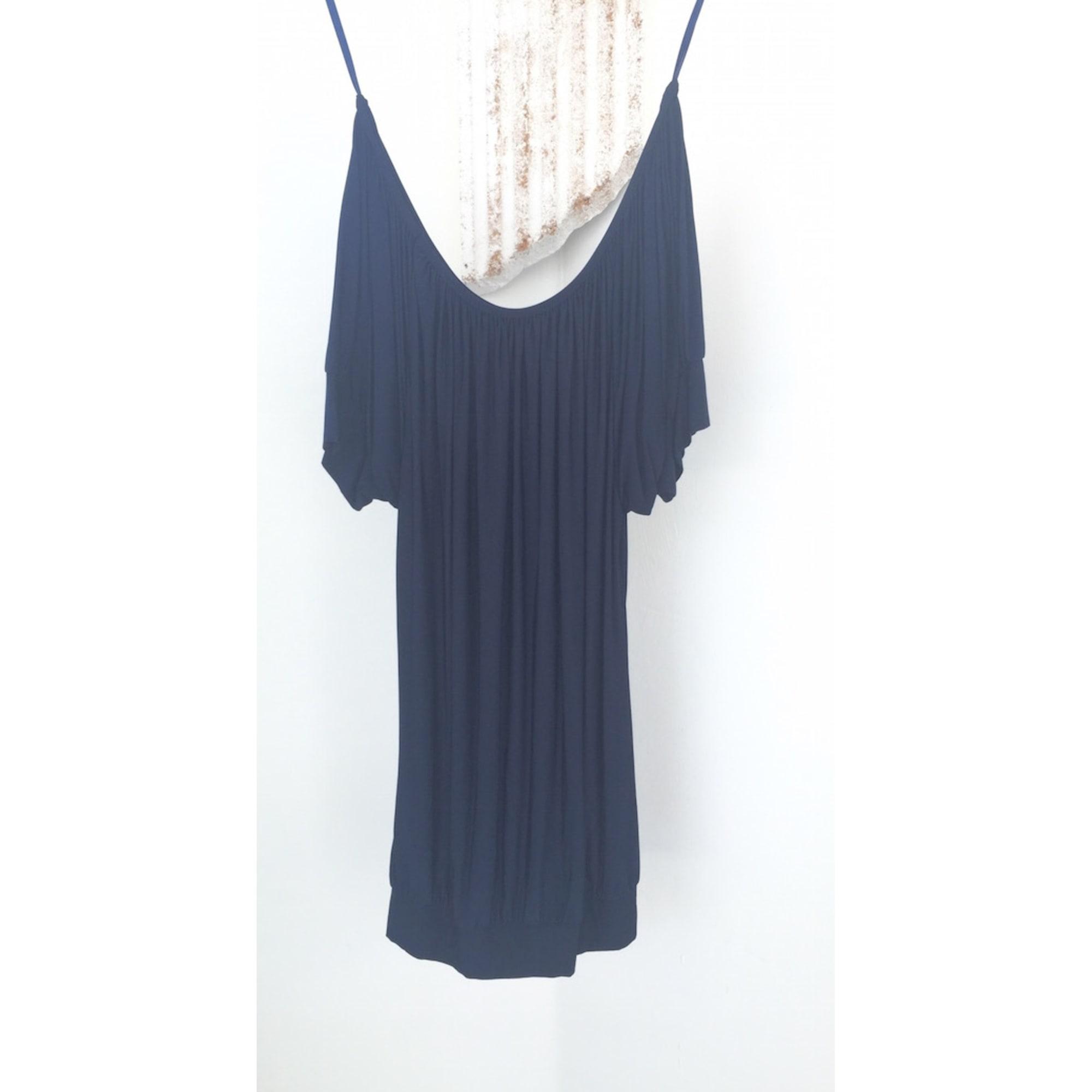 Top, tee-shirt H&M Bleu, bleu marine, bleu turquoise