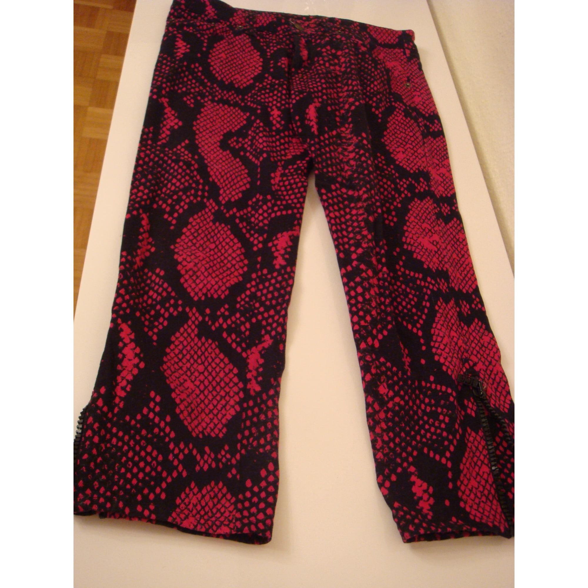 Pantalon droit ICEBERG Imprimés animaliers