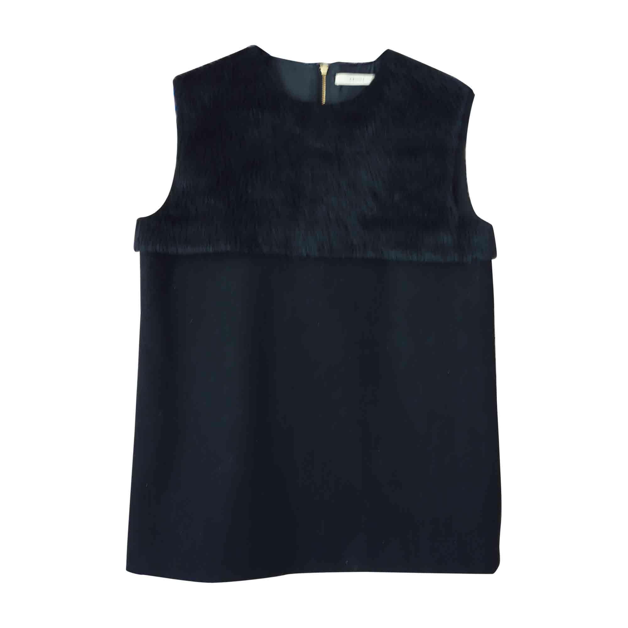 Top, tee-shirt CÉLINE Noir