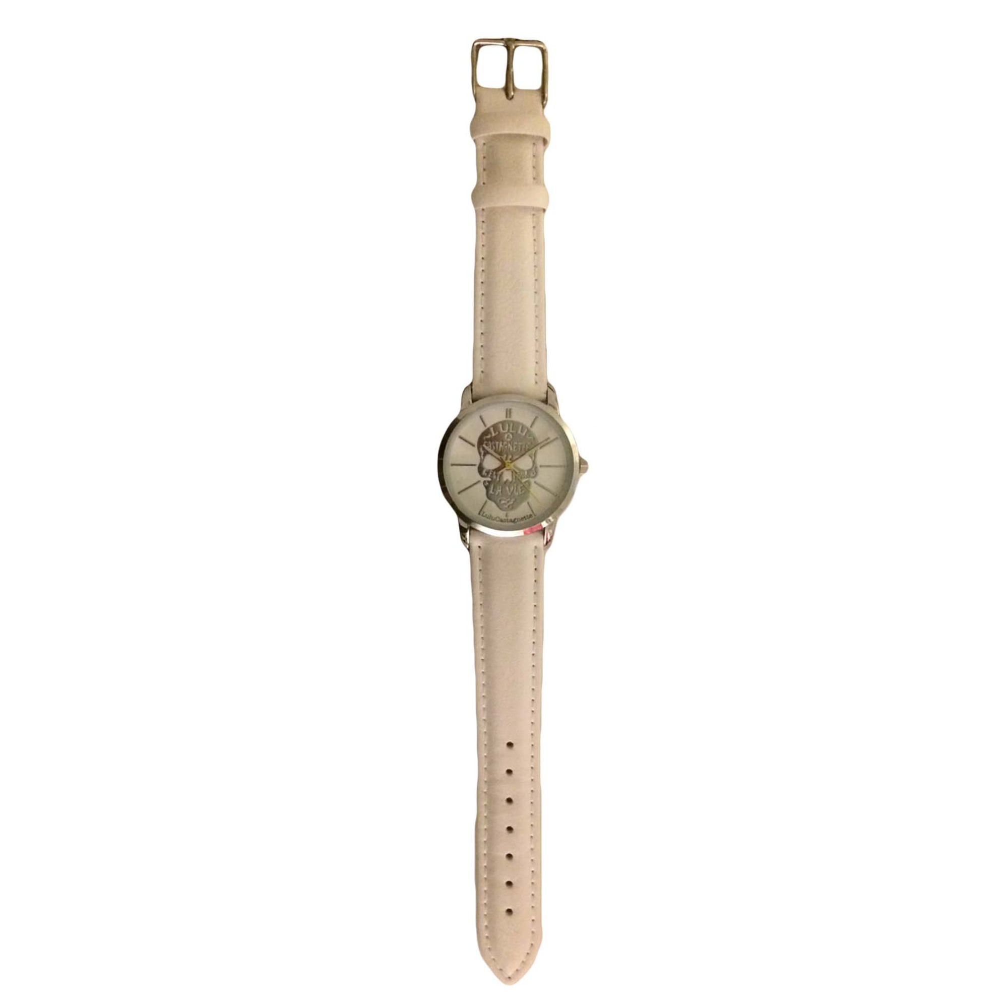 Watch LULU CASTAGNETTE White, off-white, ecru