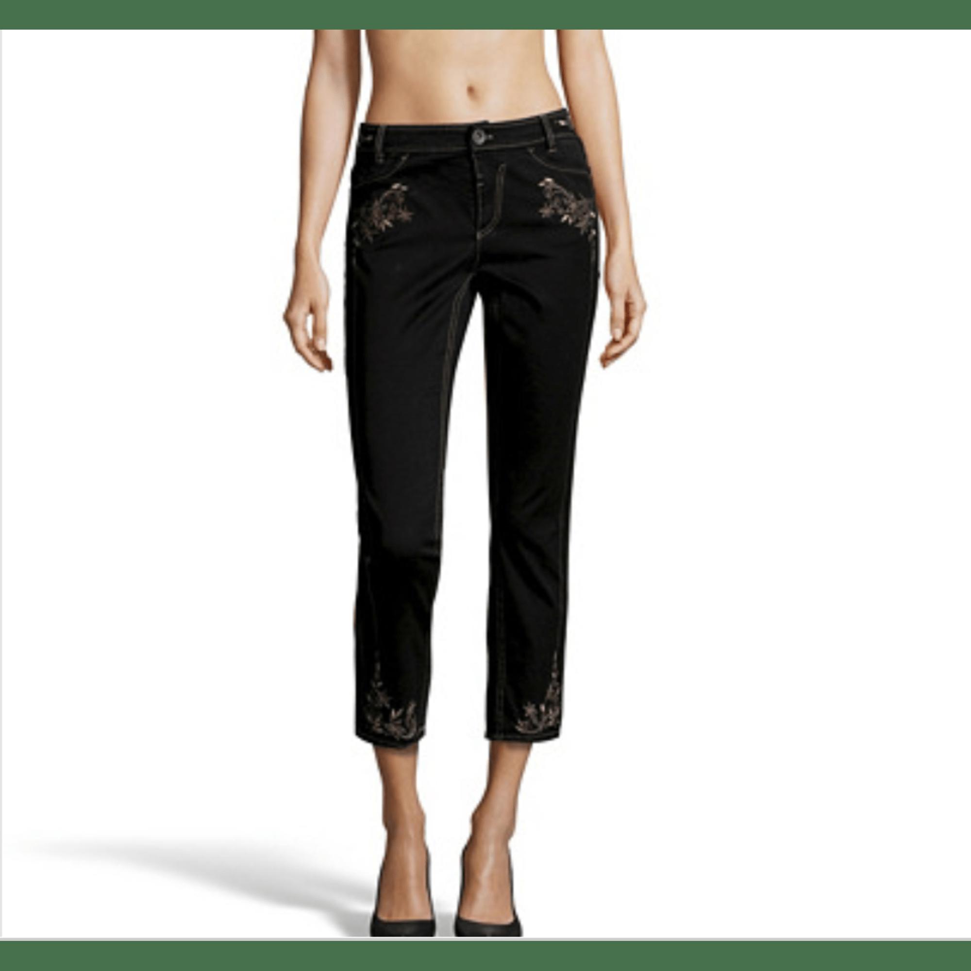 Pantalon droit MARC CAIN Noir