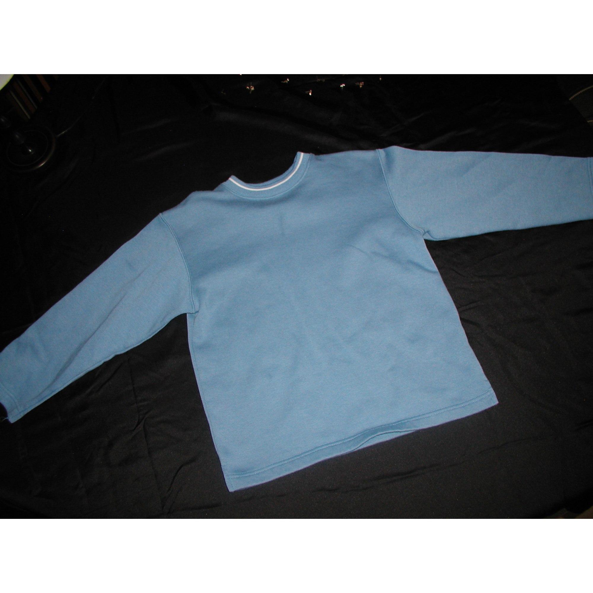 Sweat LA REDOUTE Bleu, bleu marine, bleu turquoise