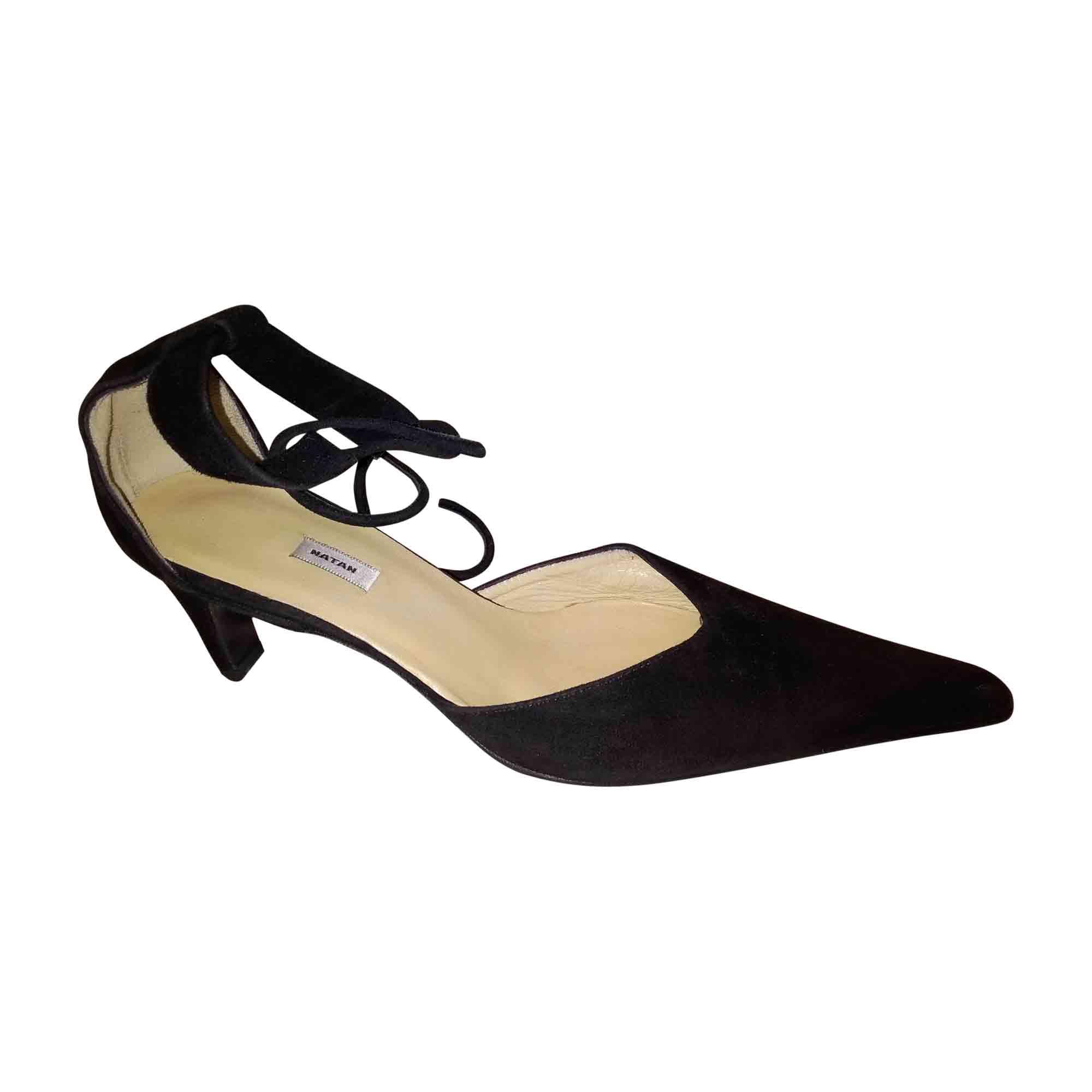 Chaussures de danse  NATAN Noir