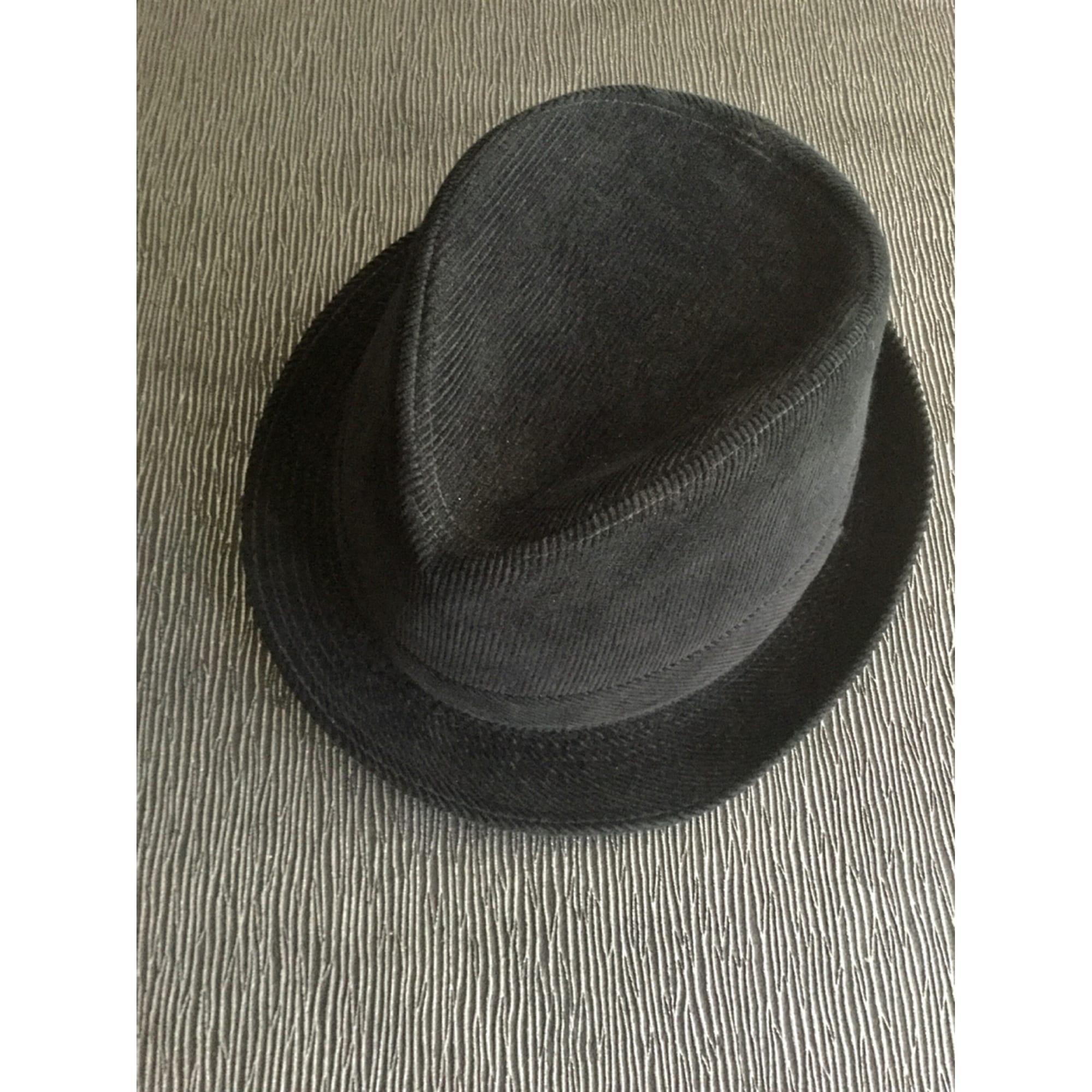 Chapeau AGNÈS B. Noir