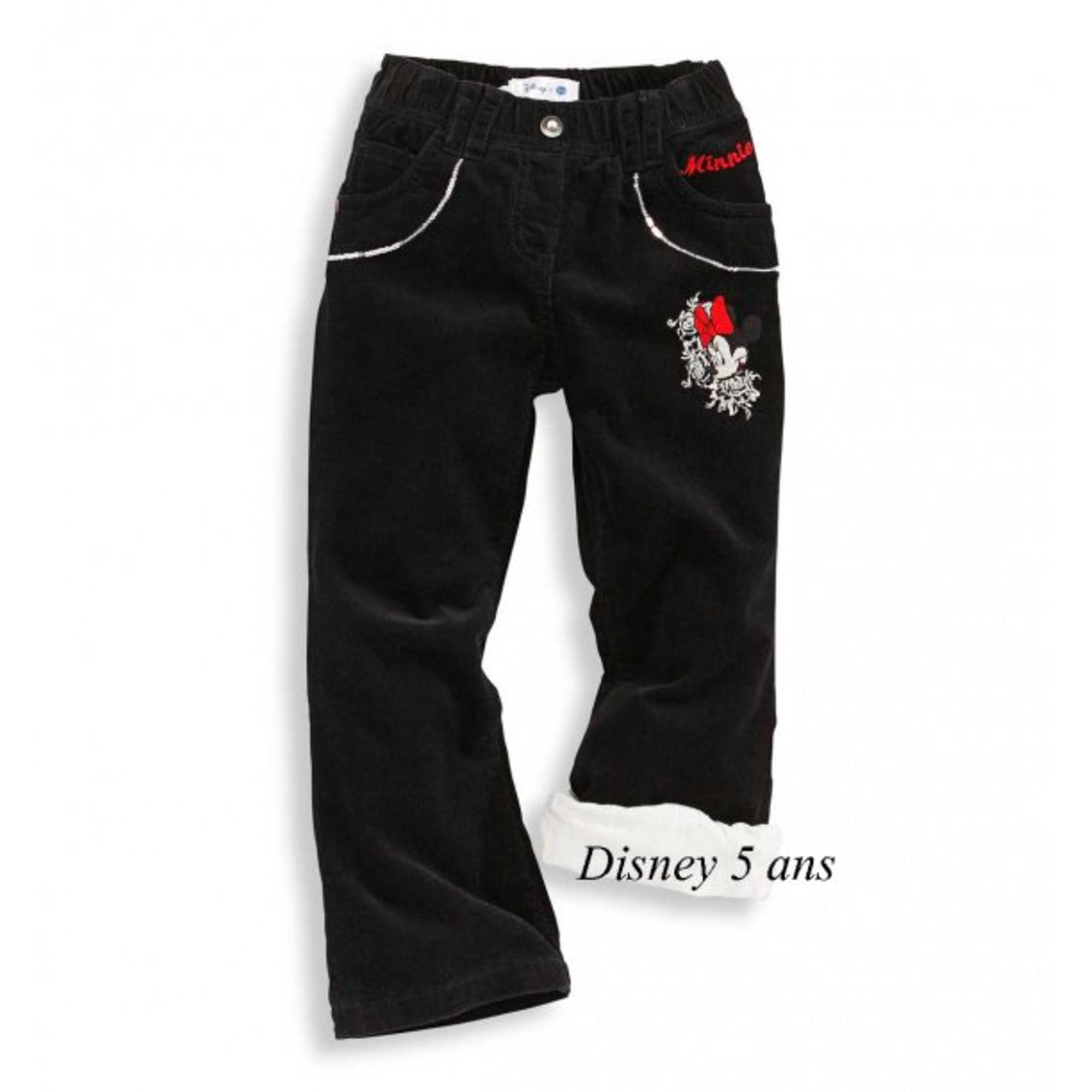 Pantalon DISNEY Noir
