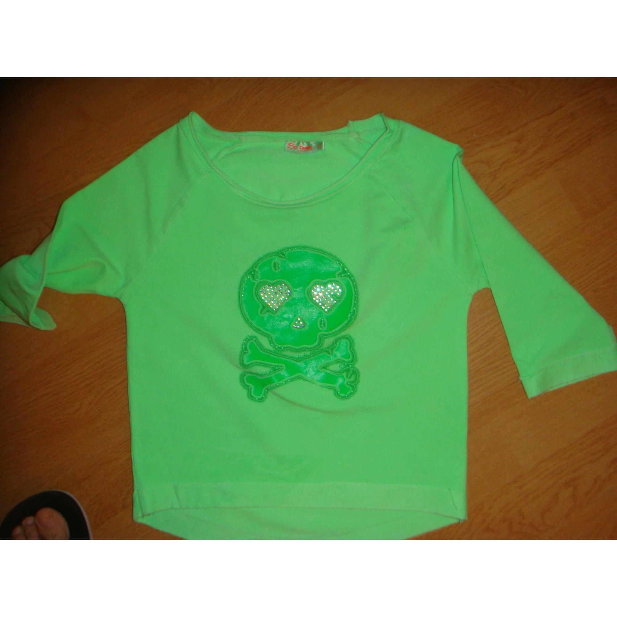 Top, Tee-shirt MISS GRANT Vert