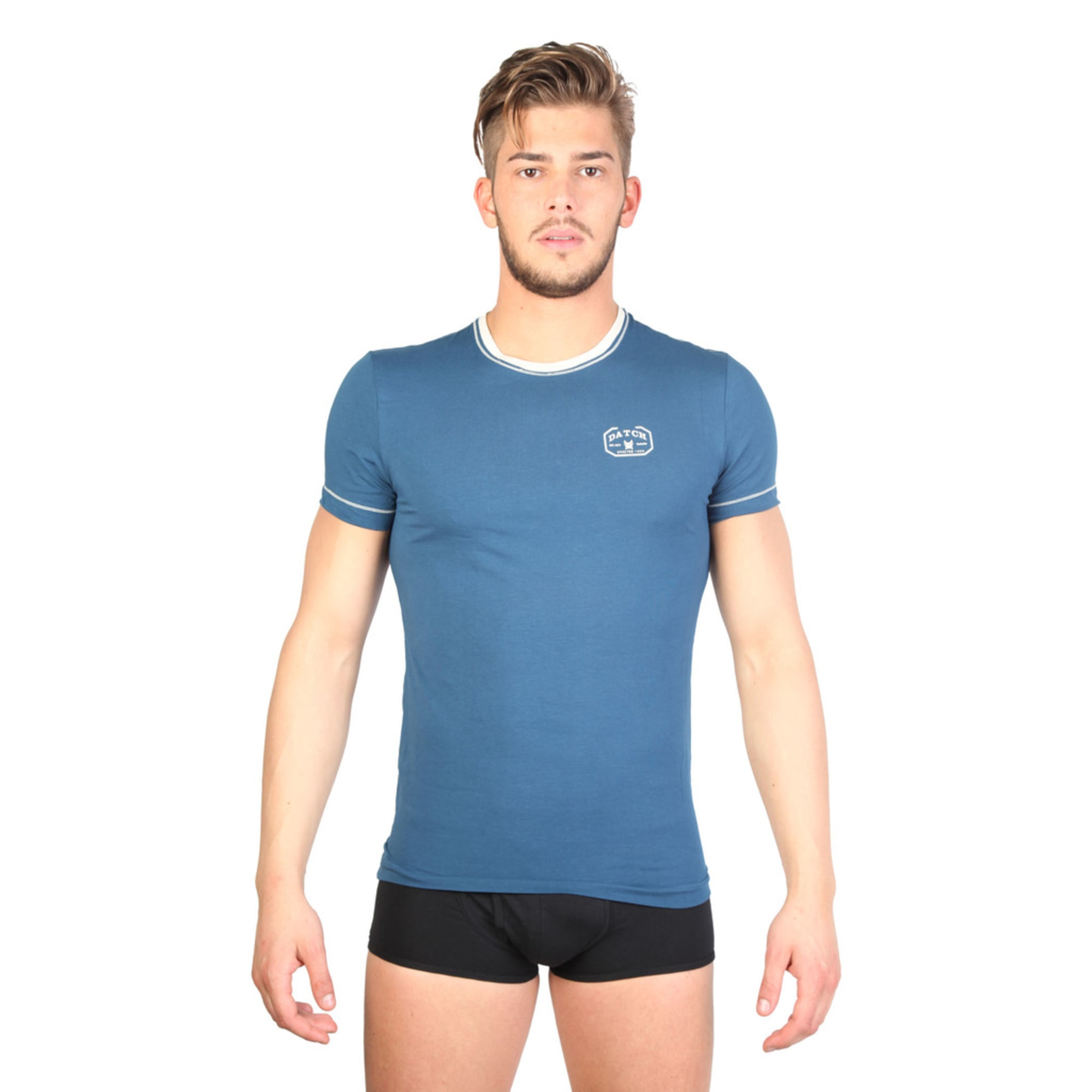T-shirt DATCH Blue, navy, turquoise
