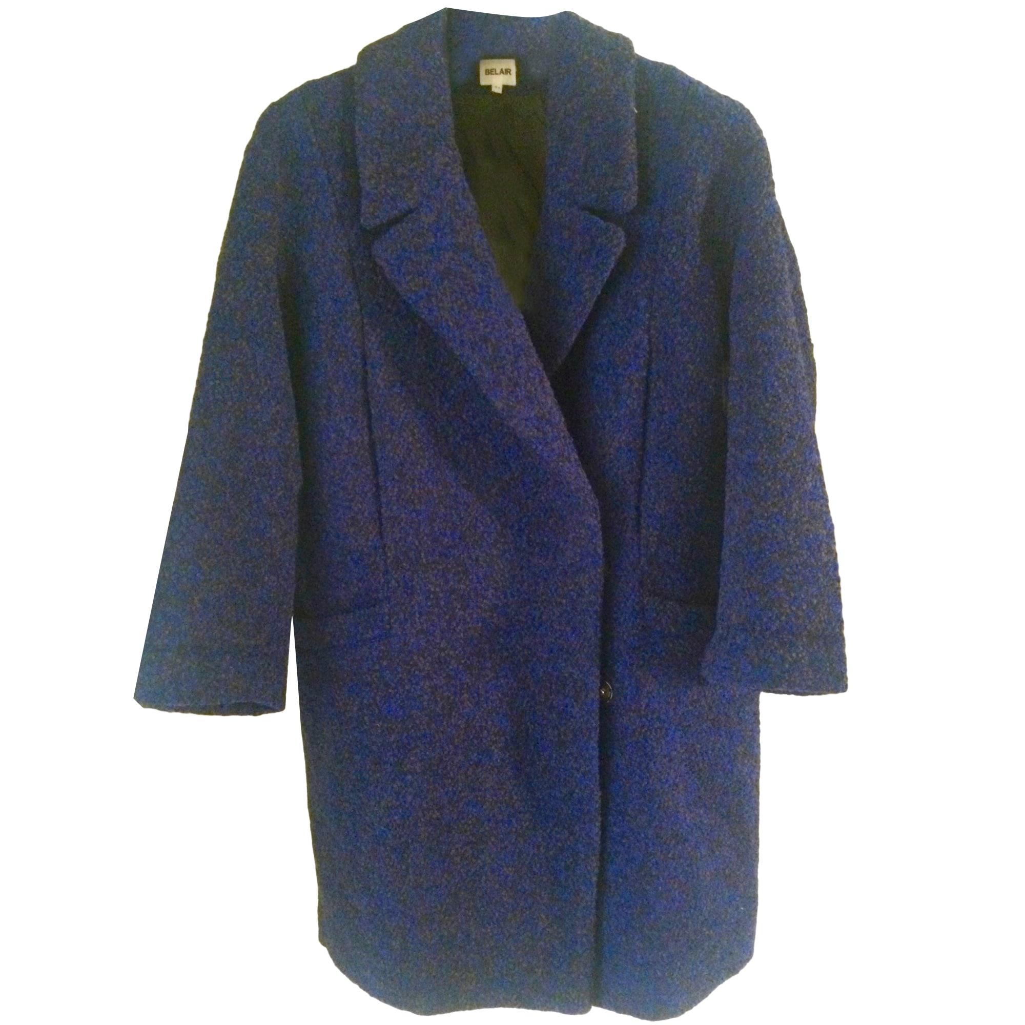 Manteau BEL AIR 40 (L, T3) bleu vendu par Marie si 5605744