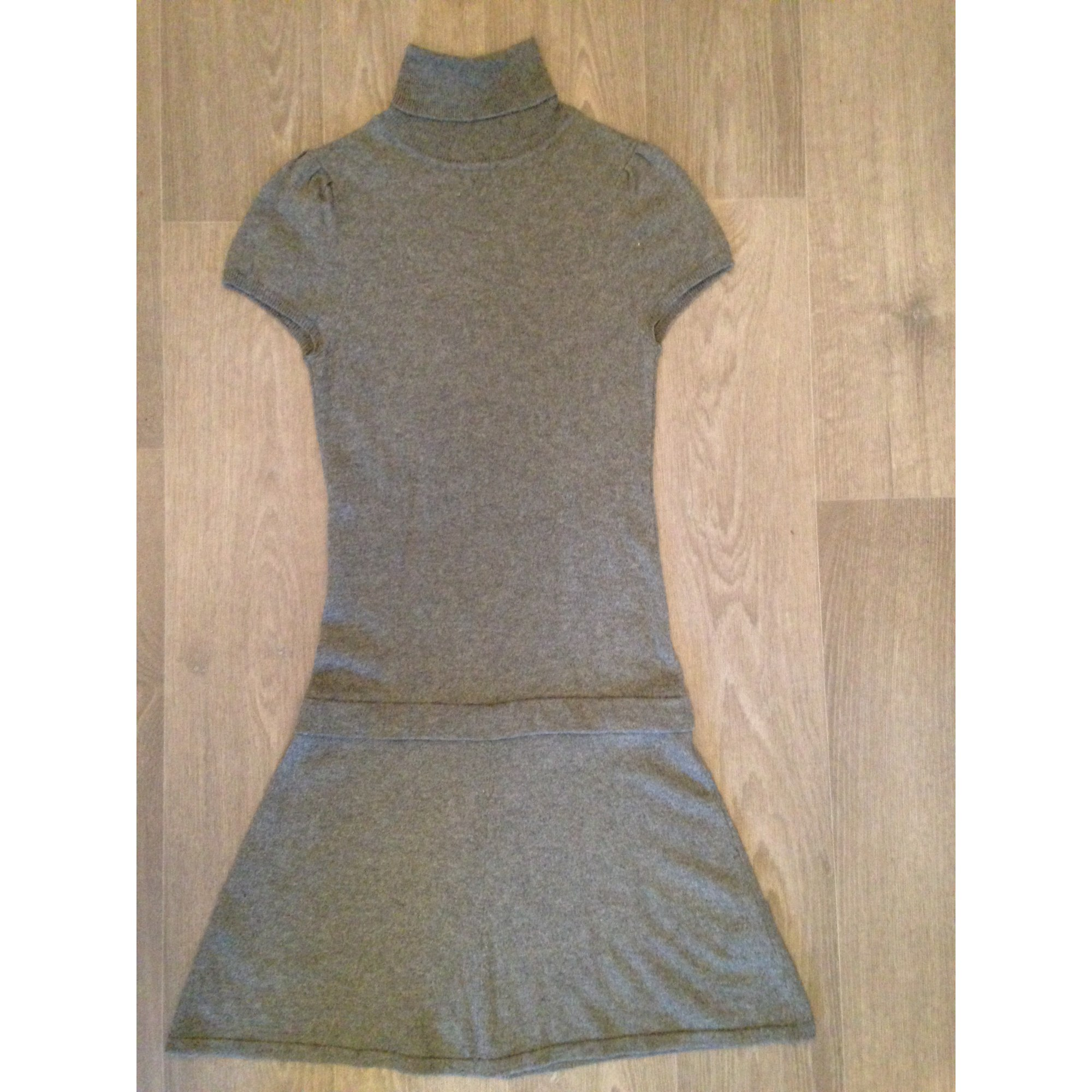 Robe pull SINÉQUANONE Gris, anthracite