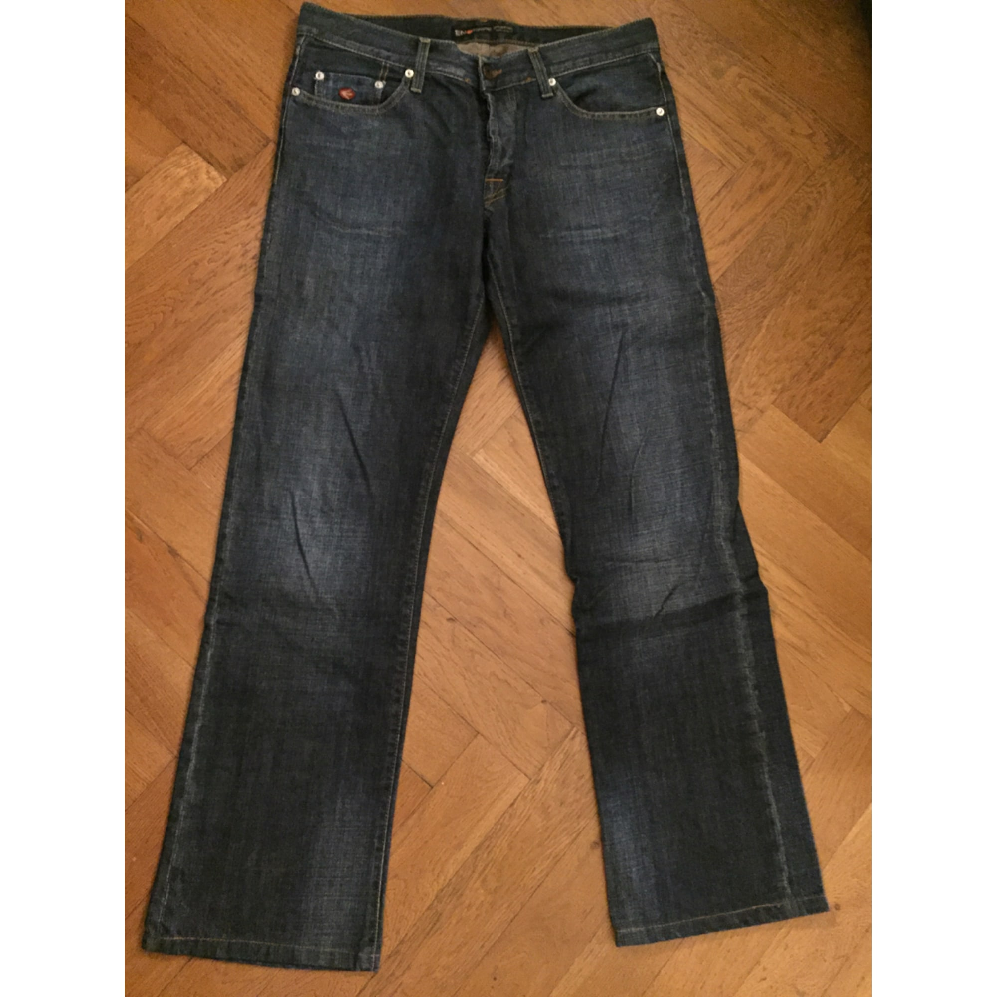 Straight Leg Jeans ENERGIE Blue, navy, turquoise