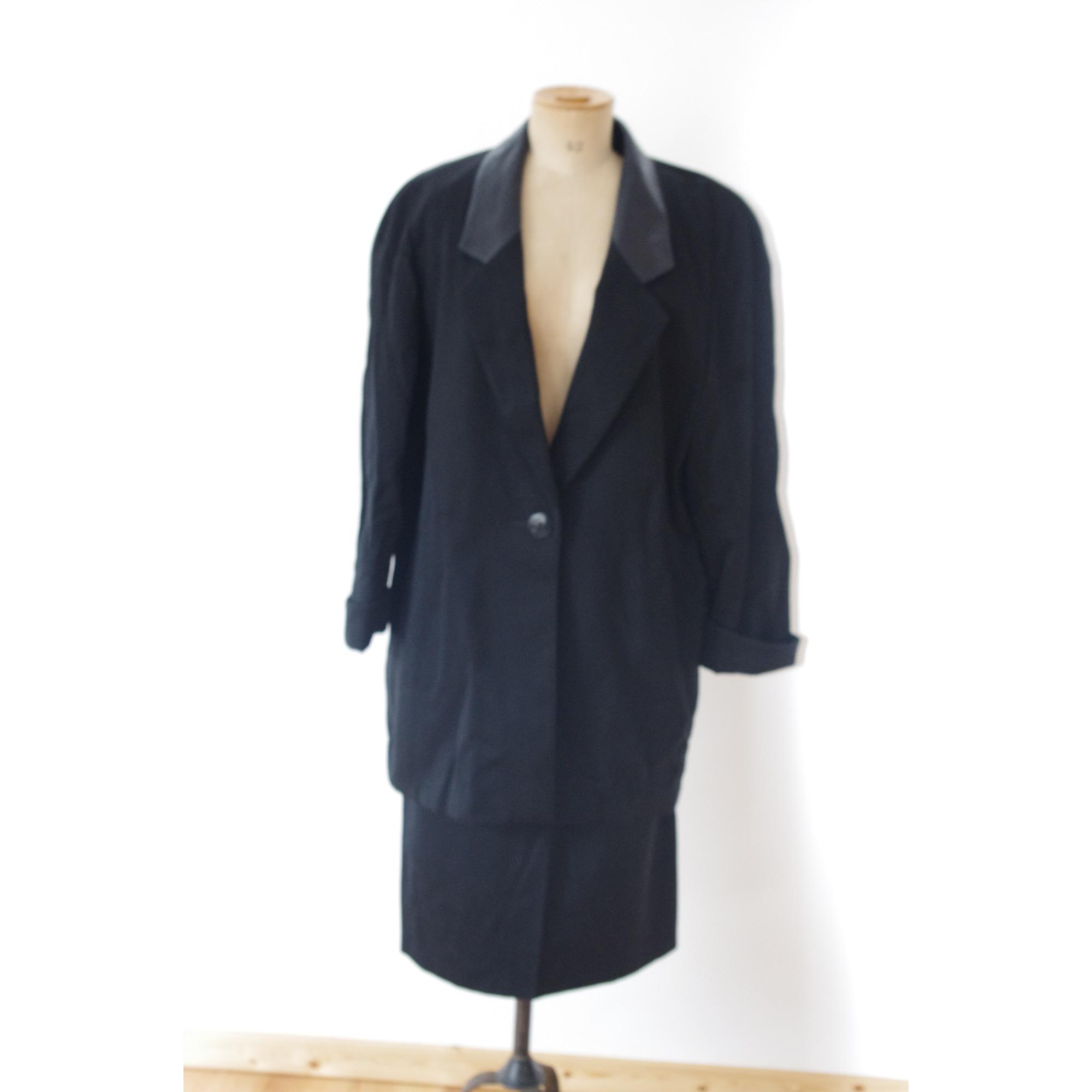 Tailleur jupe MARQUE INCONNUE Noir
