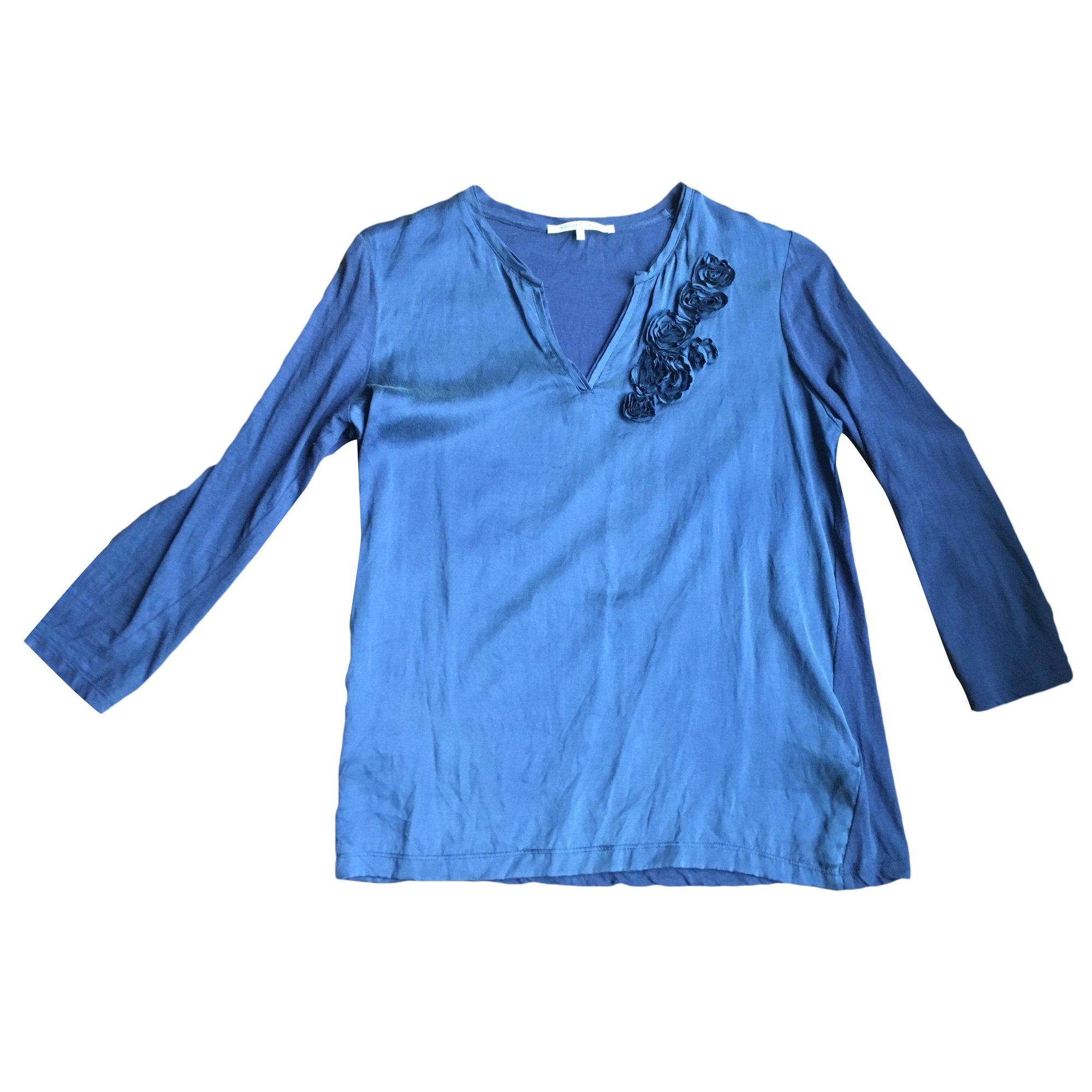 Blouse GERARD DAREL Bleu, bleu marine, bleu turquoise
