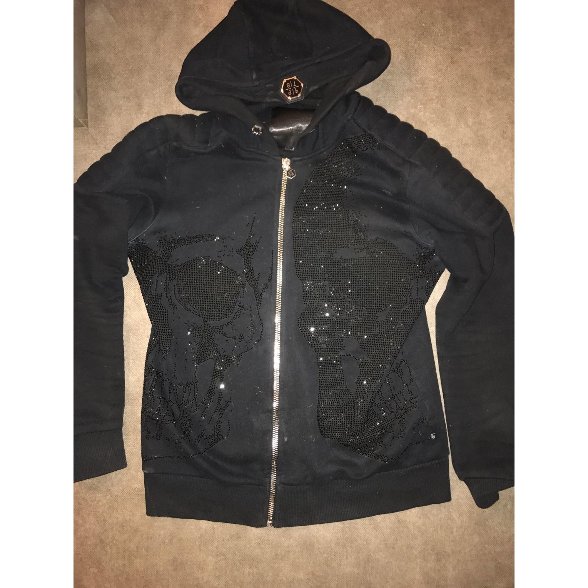 Veste PHILIPP PLEIN 58 (XL) noir - 571279