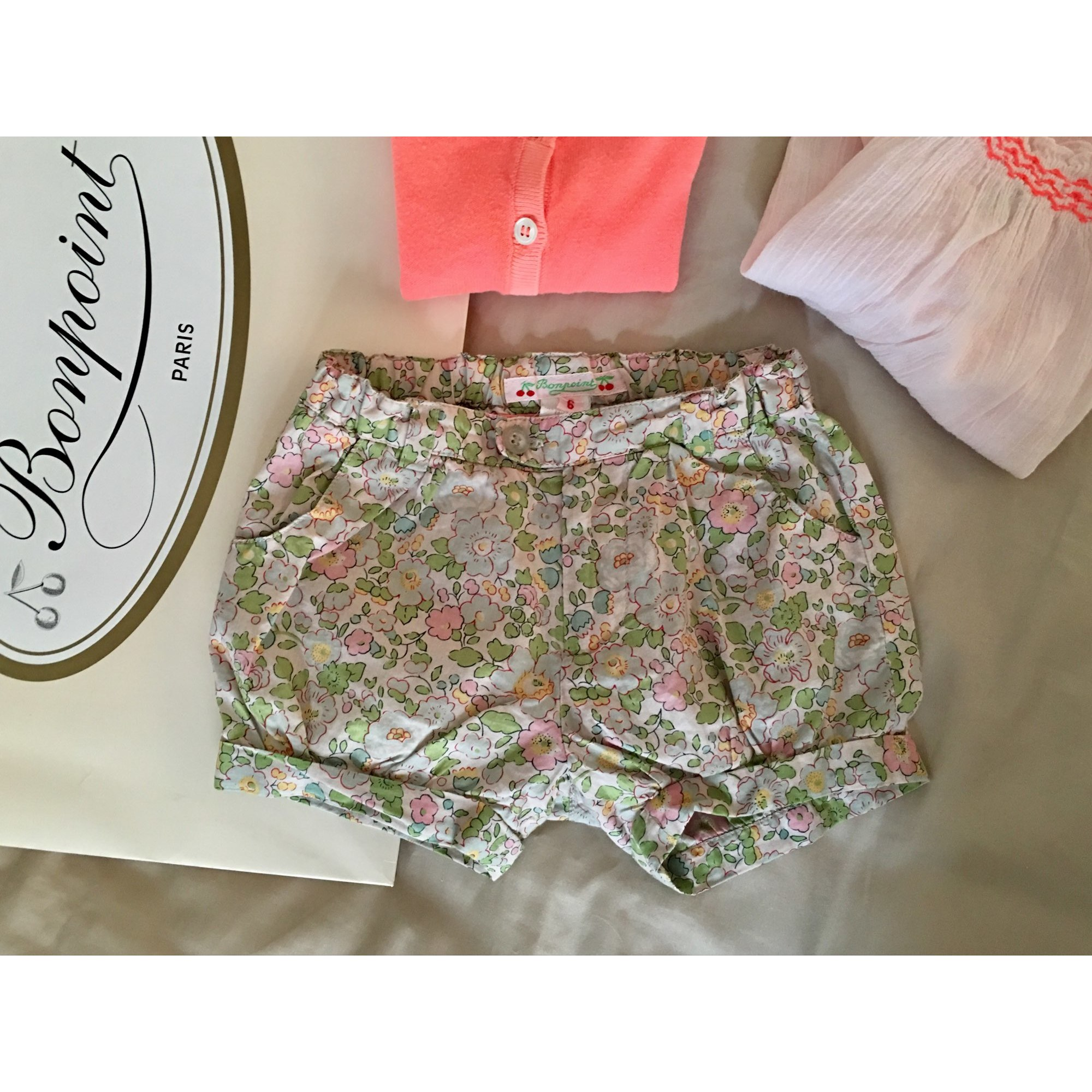 Shorts BONPOINT Multicolor