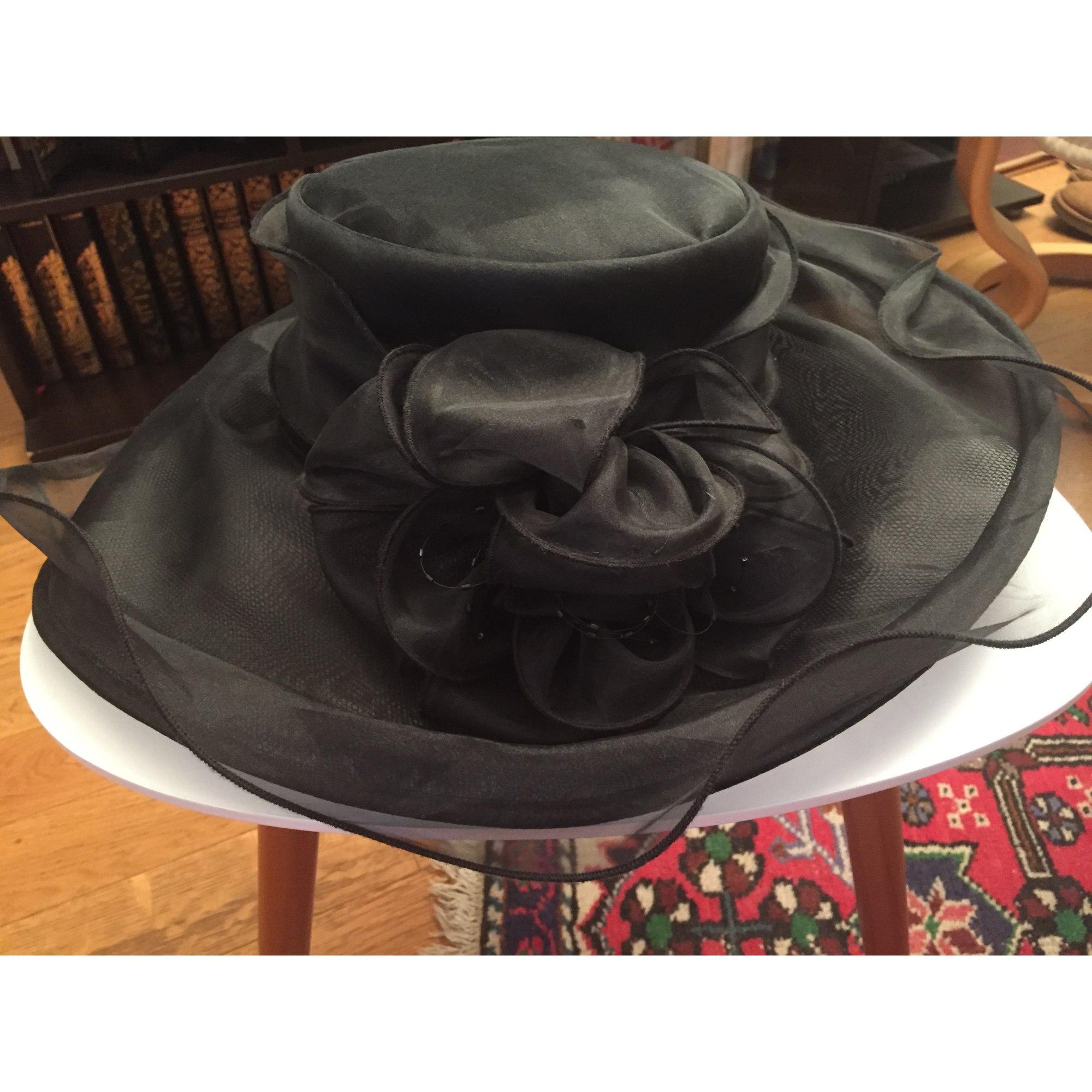 Chapeau de mariage ACCESSORIZE Noir