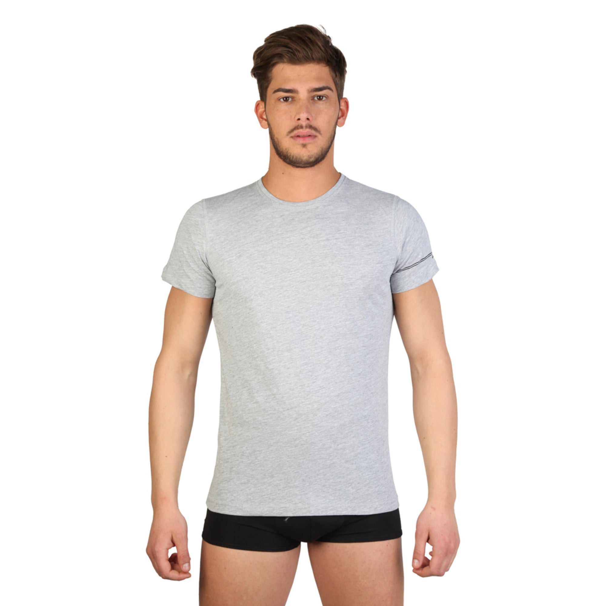 T-shirt DATCH Gray, charcoal
