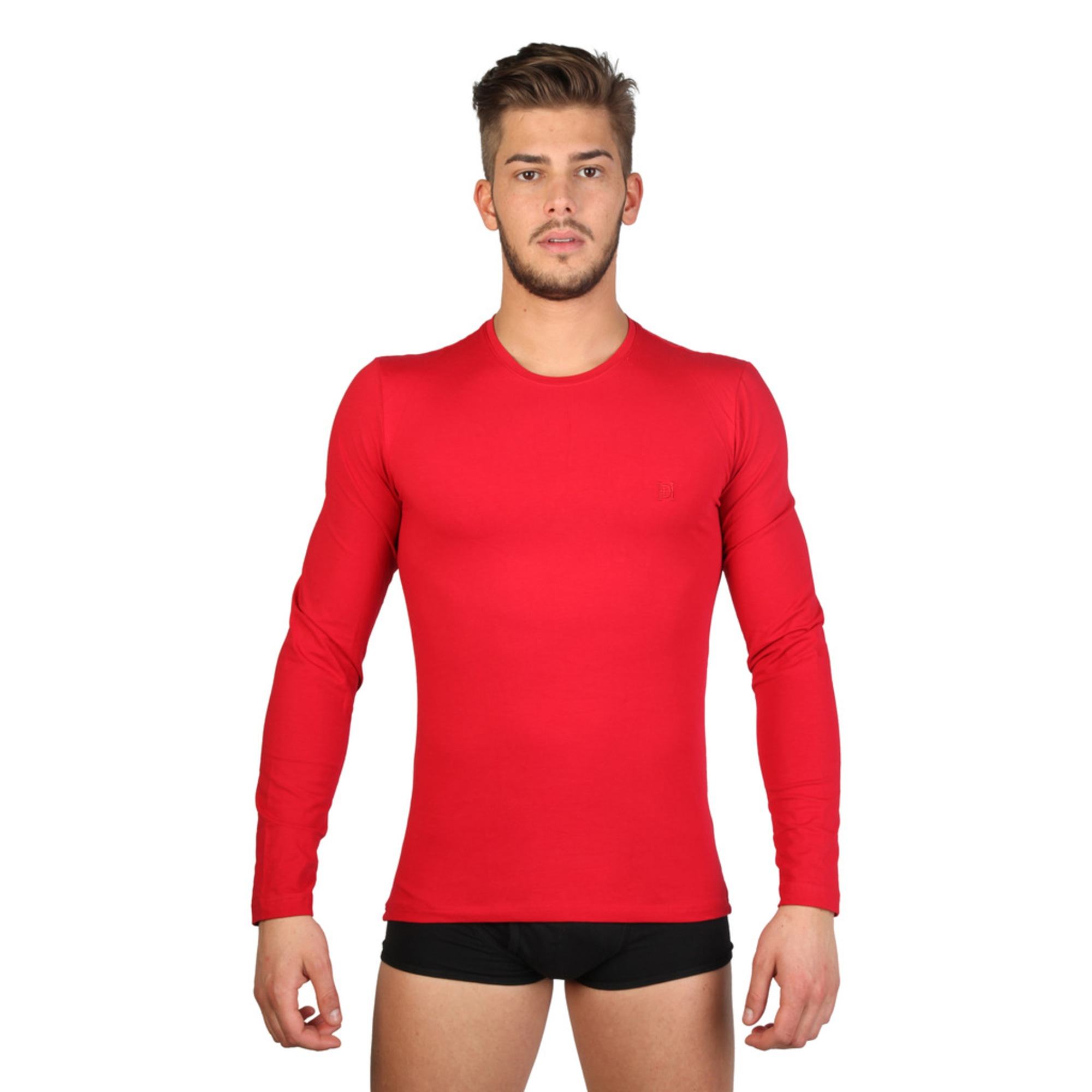 T-shirt DATCH Red, burgundy