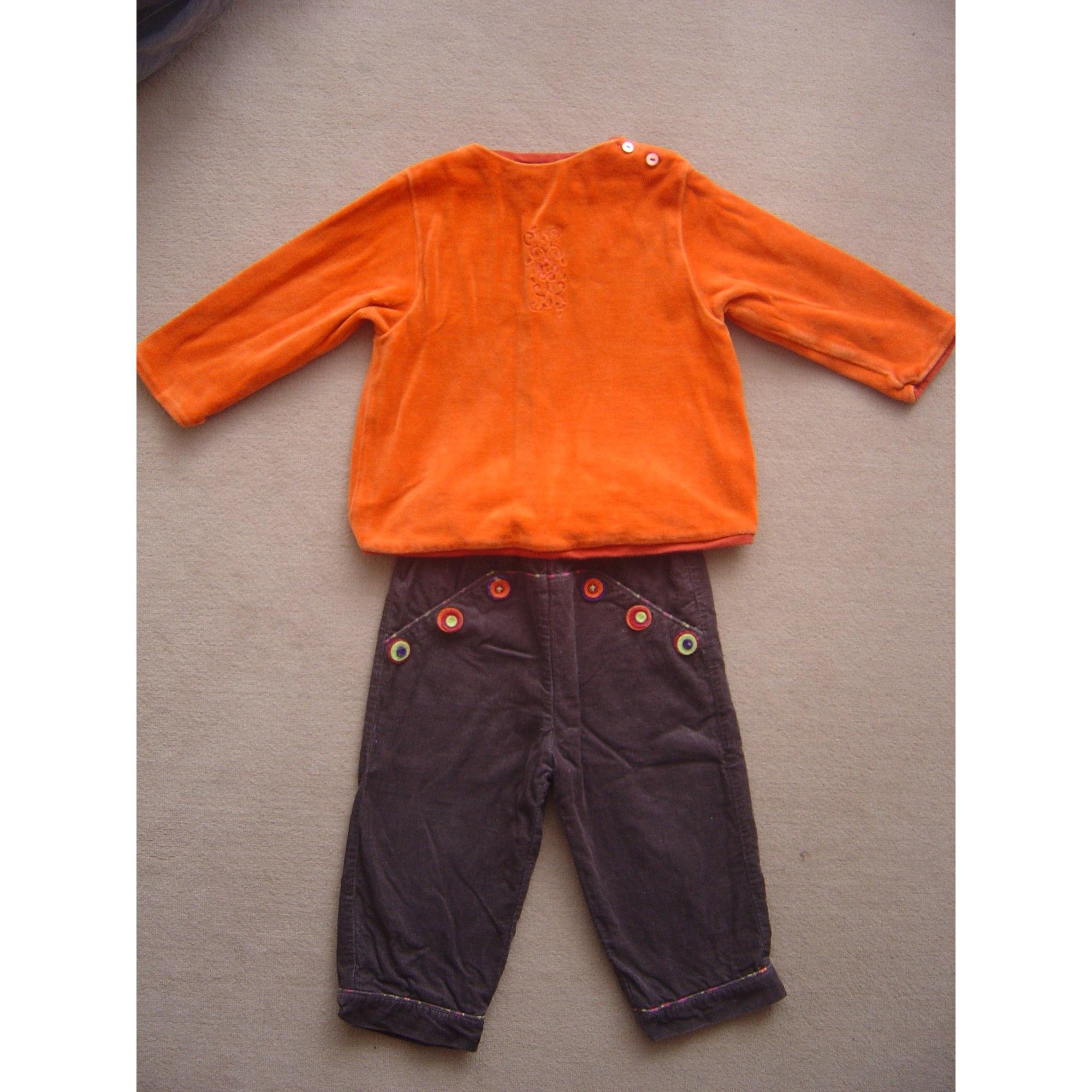 Sweatshirt KENZO Orange