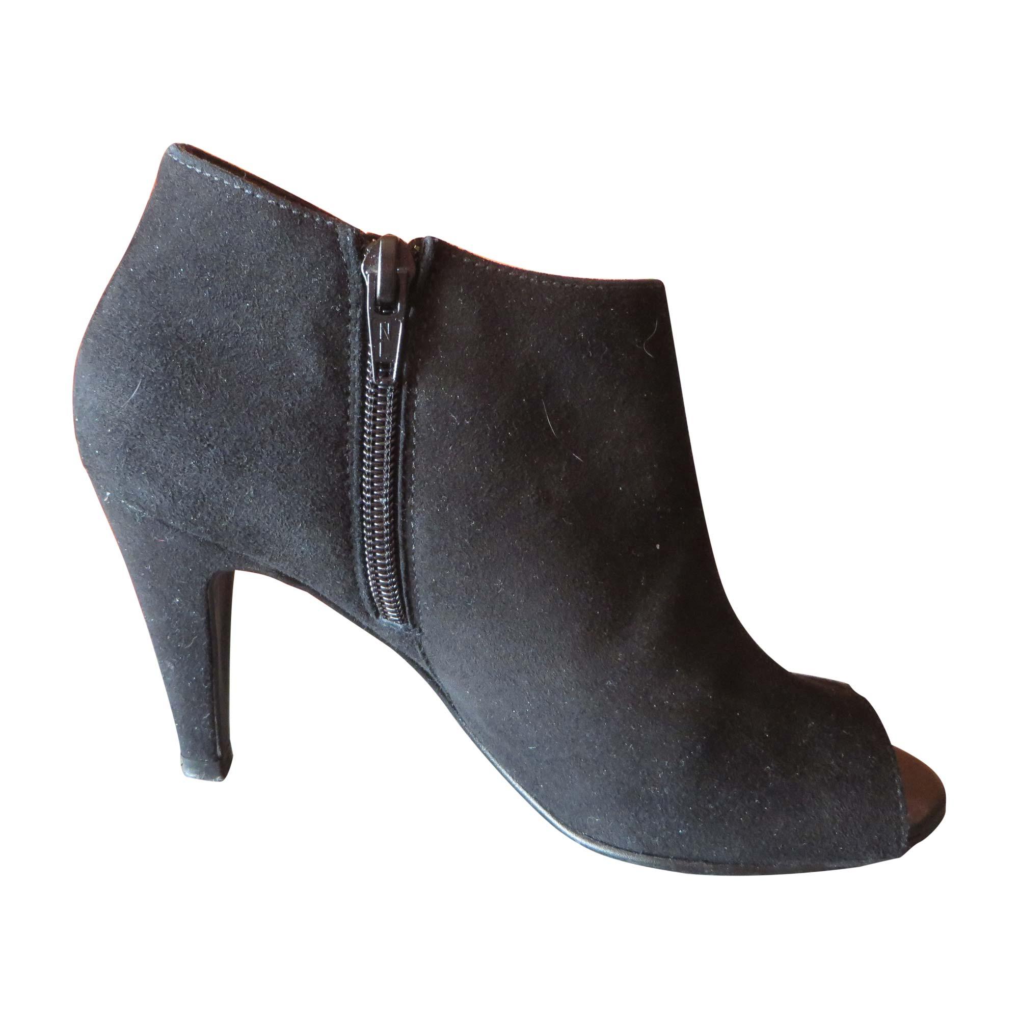Bottines & low boots à talons MINELLI Noir