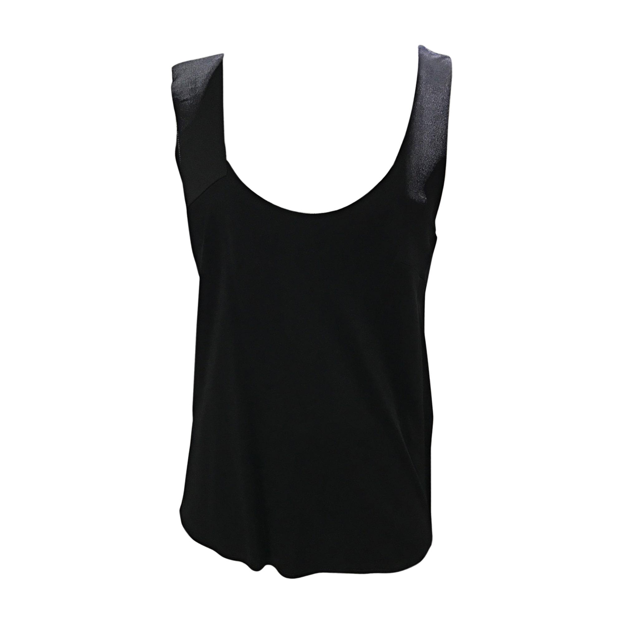 Top, tee-shirt BALENCIAGA Noir