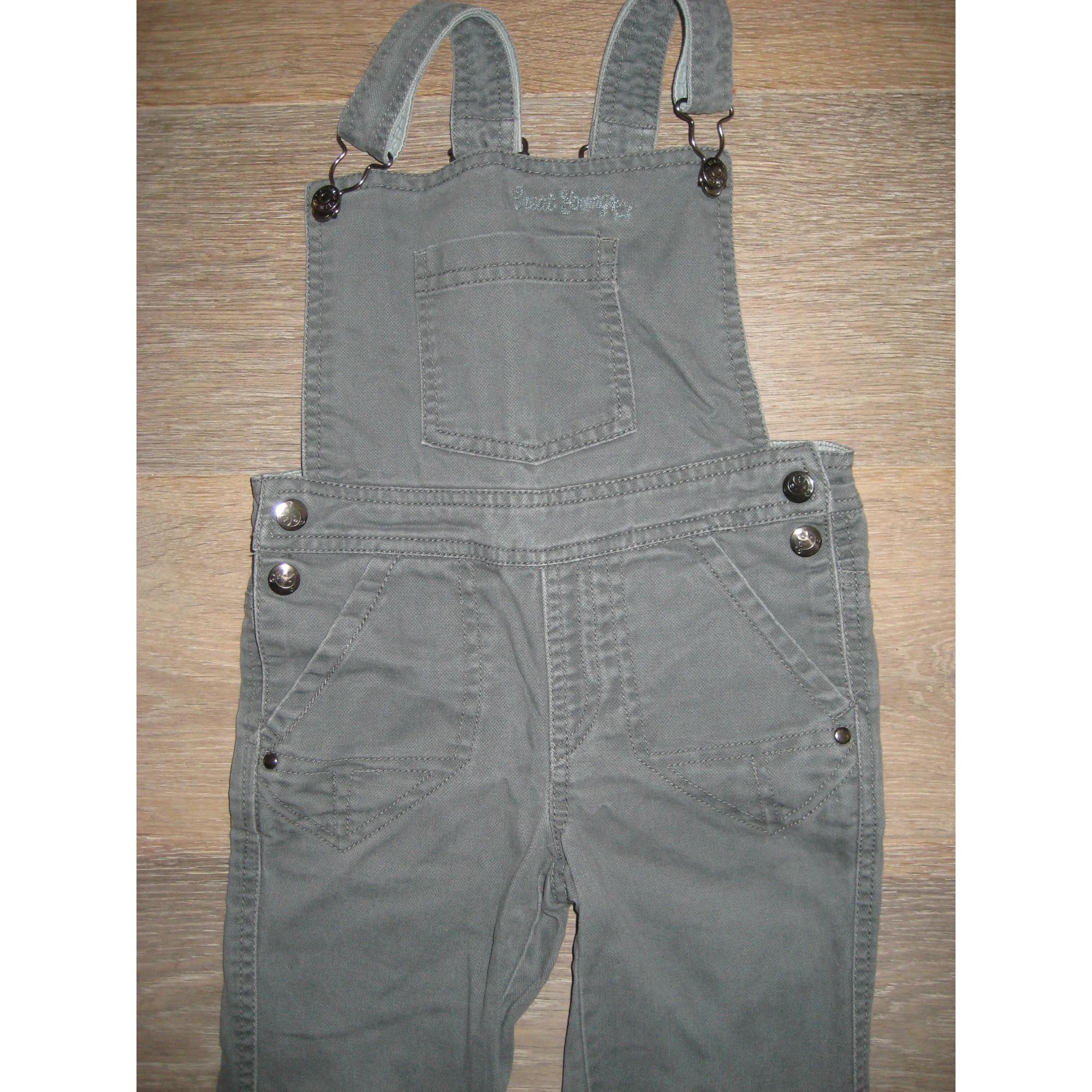 Pants Set, Outfit KIDKANAI Gray, charcoal
