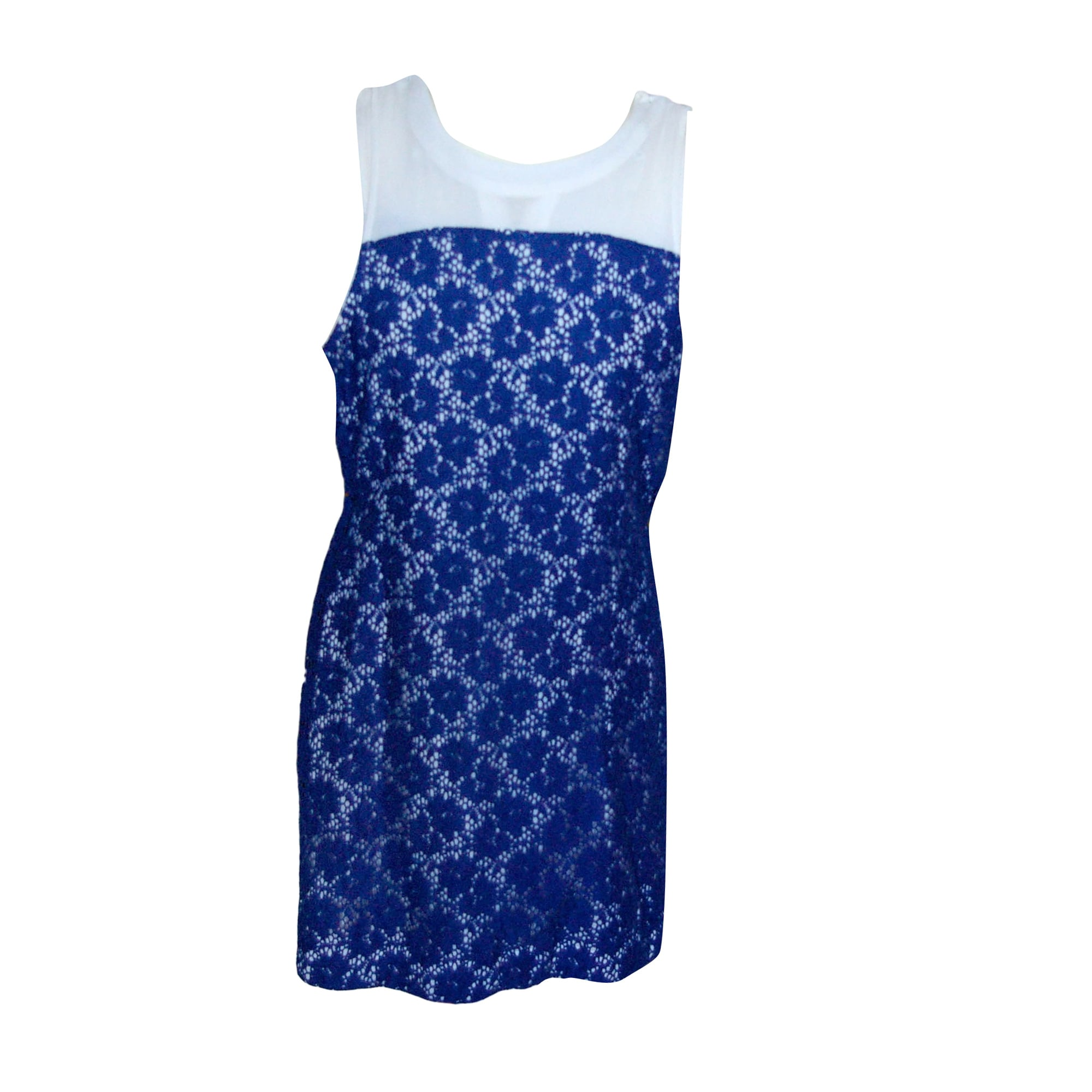 Robe courte PATRIZIA PEPE Bleu, bleu marine, bleu turquoise