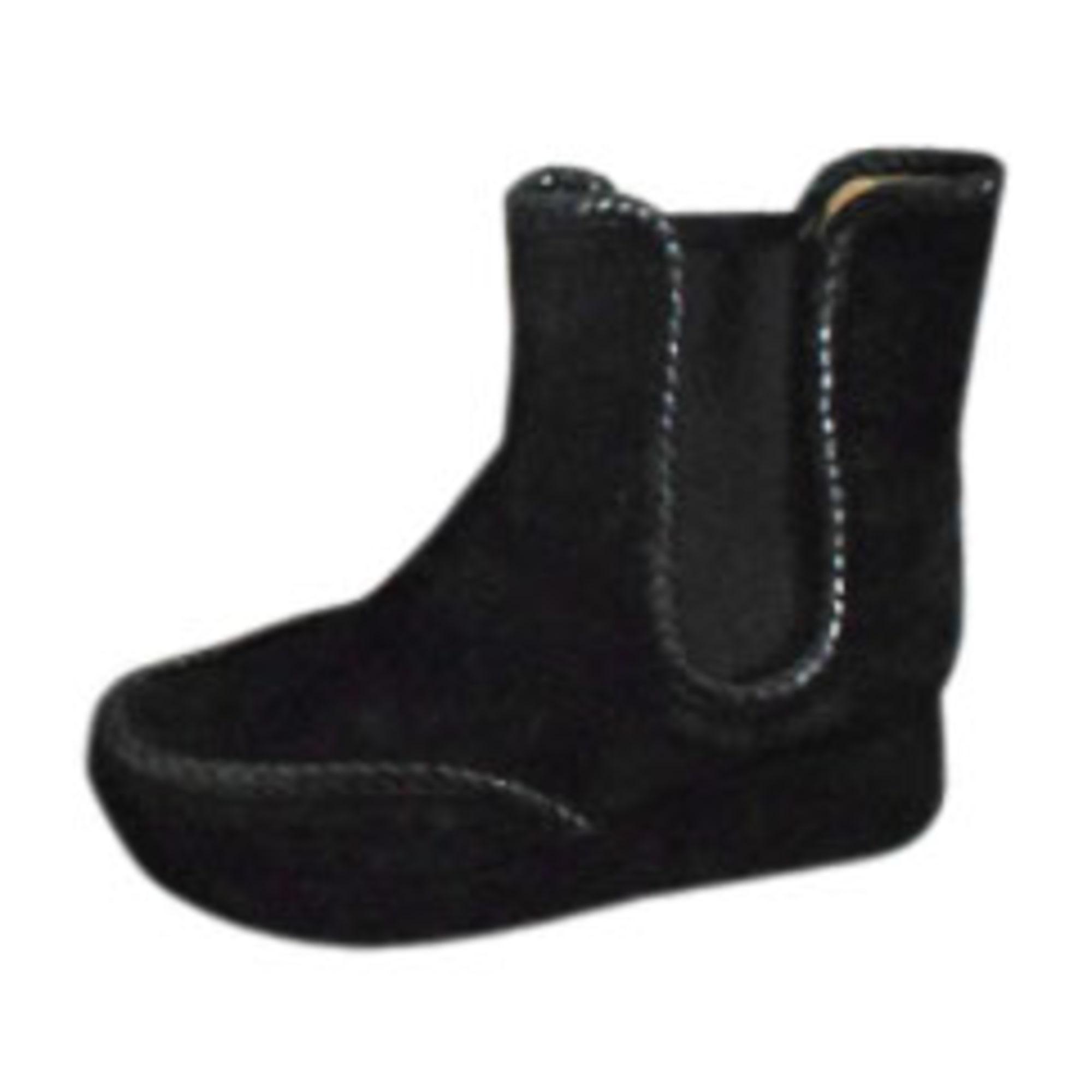 Bottines & low boots à compensés STEPHANE KÉLIAN Noir
