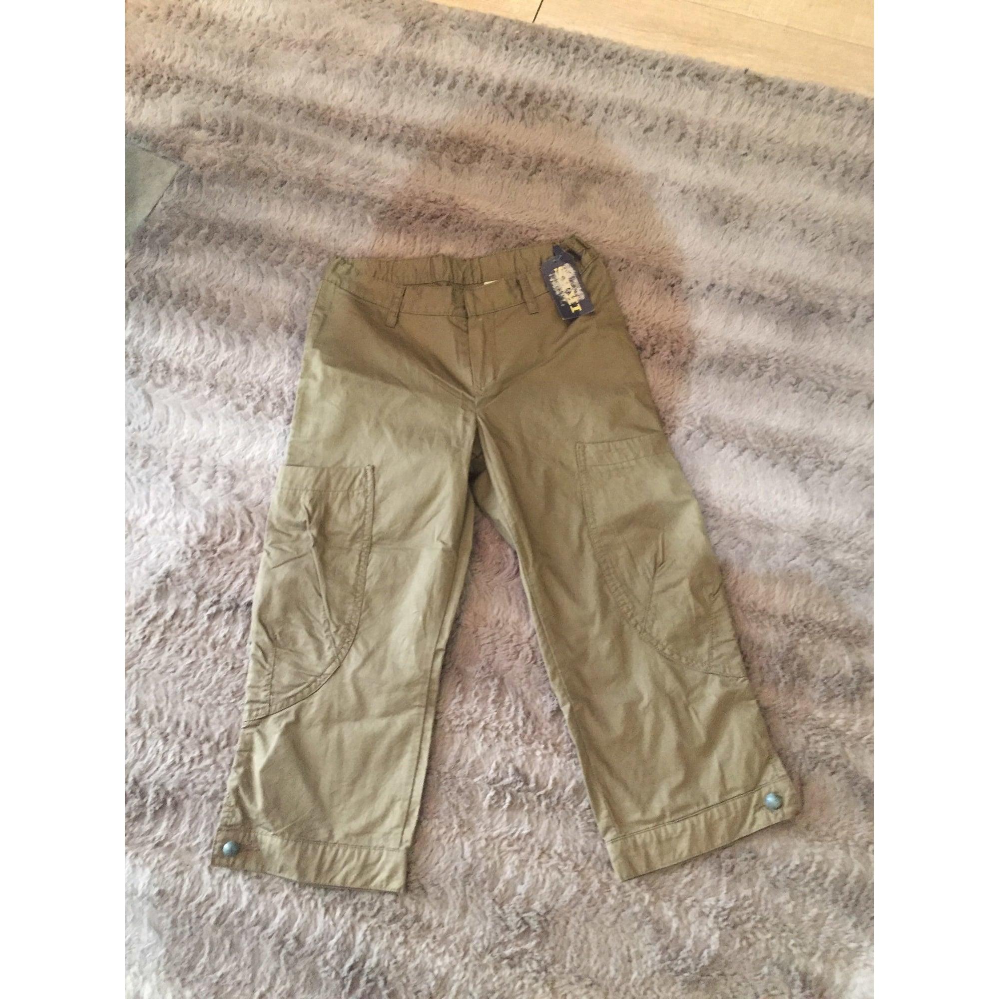 Pantalon IKKS Kaki