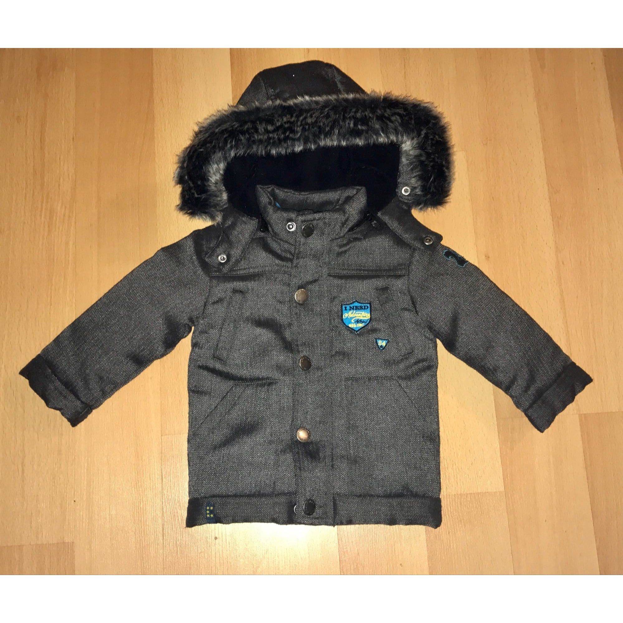 Parka ORCHESTRA Gris, anthracite