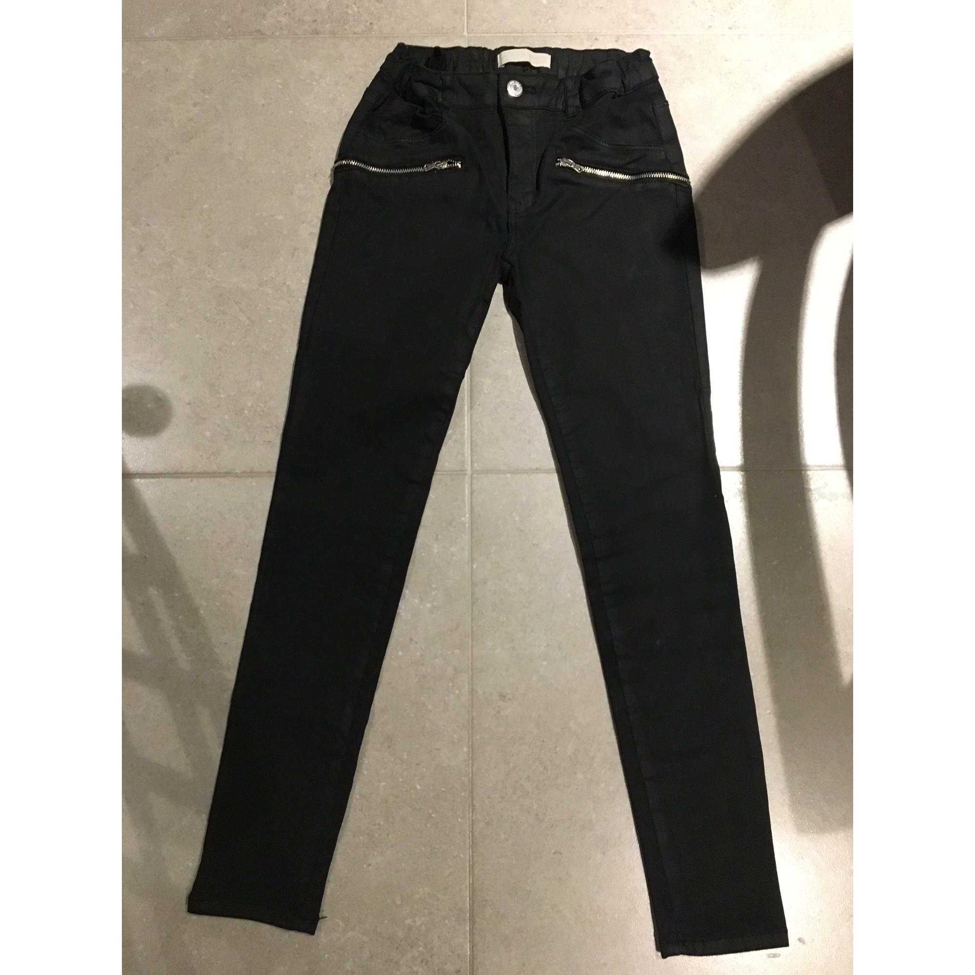Pantalon ZARA Noir