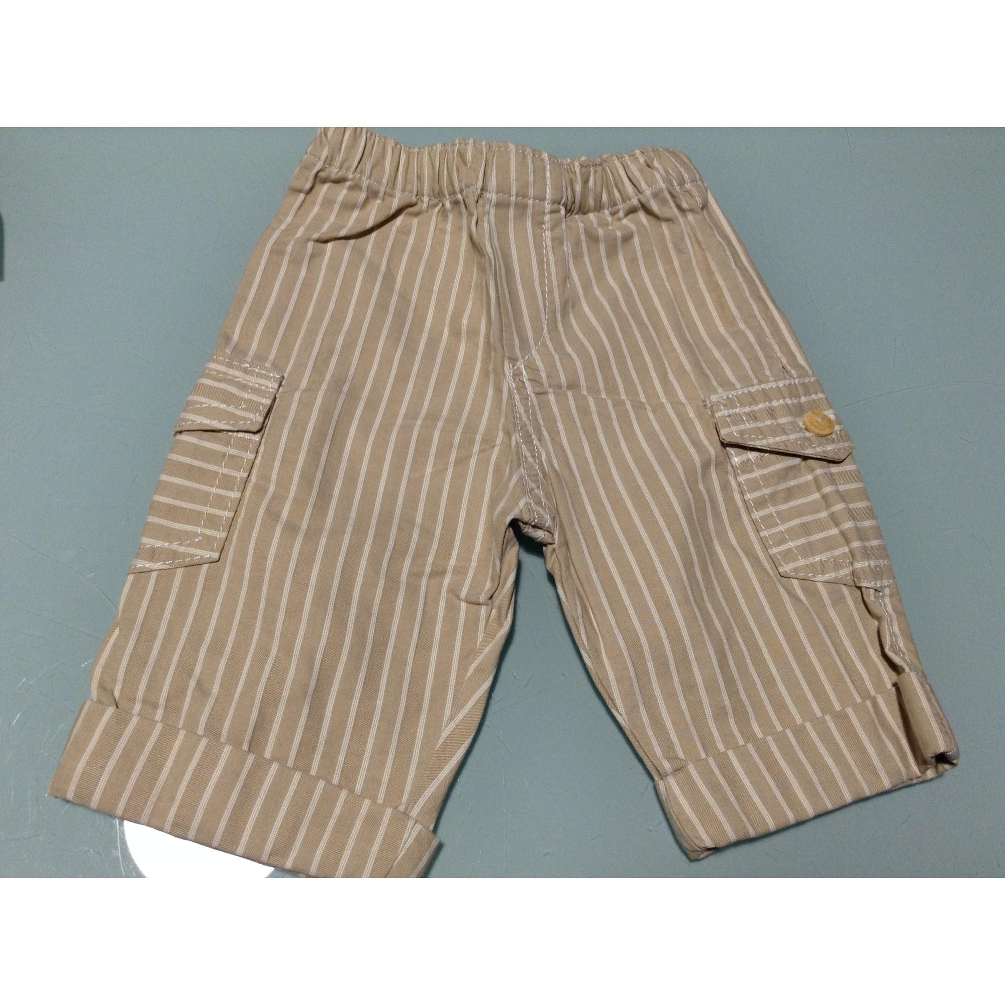 Pantalon CLAYEUX Beige, camel