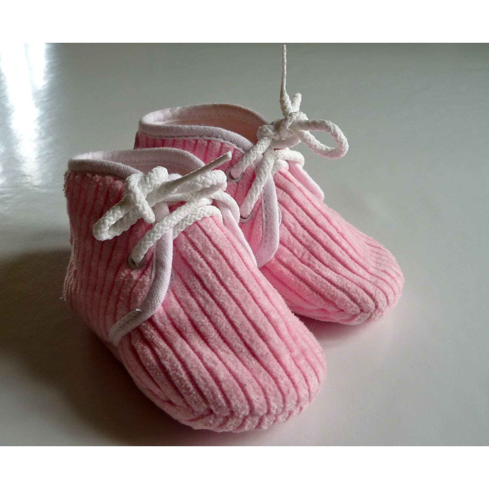 Slippers MARQUE INCONNUE Pink, fuchsia, light pink