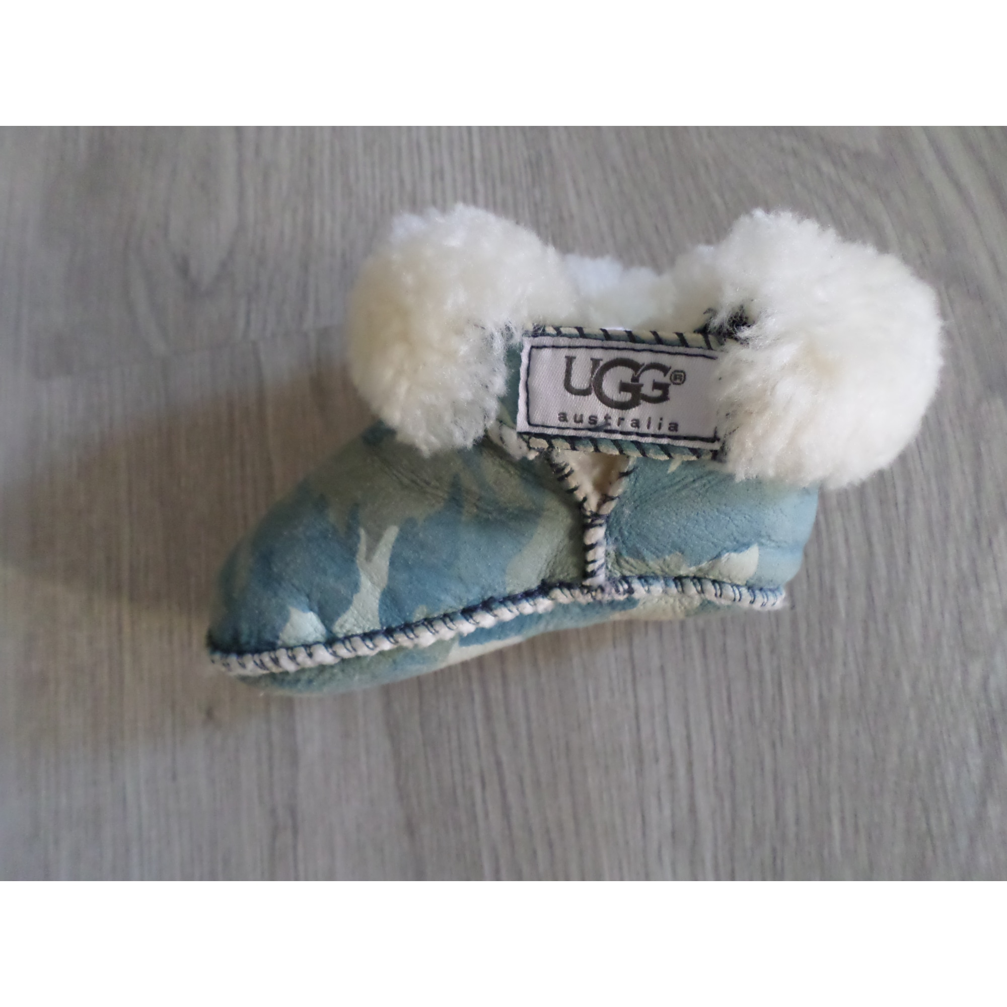 Slippers UGG Blue, navy, turquoise