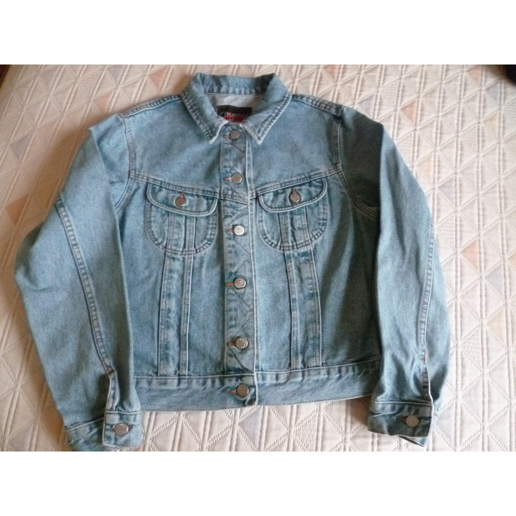 Veste en jean CIMARRON Bleu, bleu marine, bleu turquoise