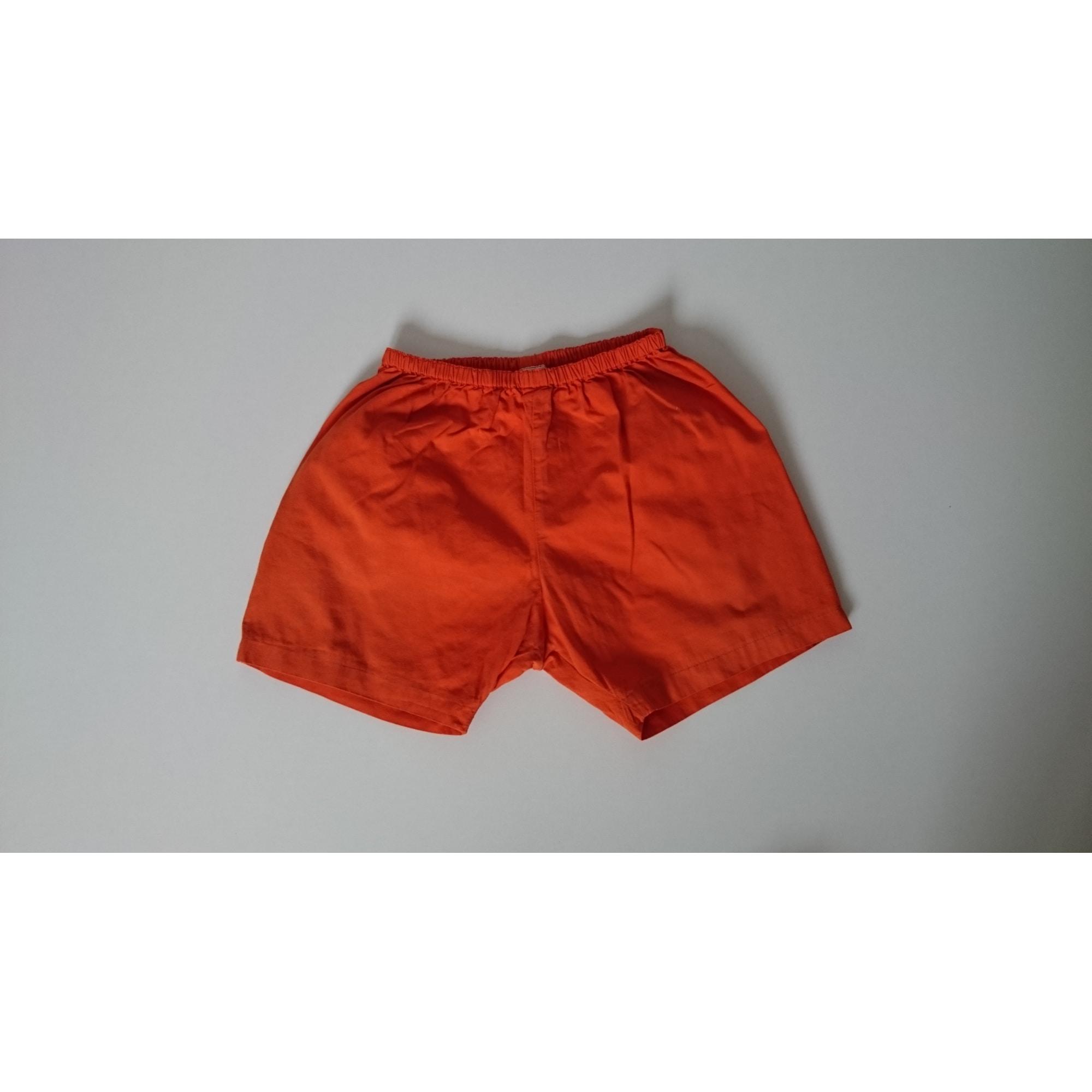 Shorts BONPOINT Orange