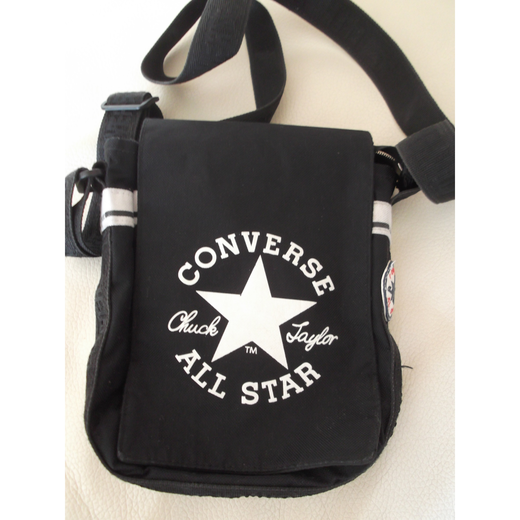 Pochette en bandoulière CONVERSE noir - 6075921