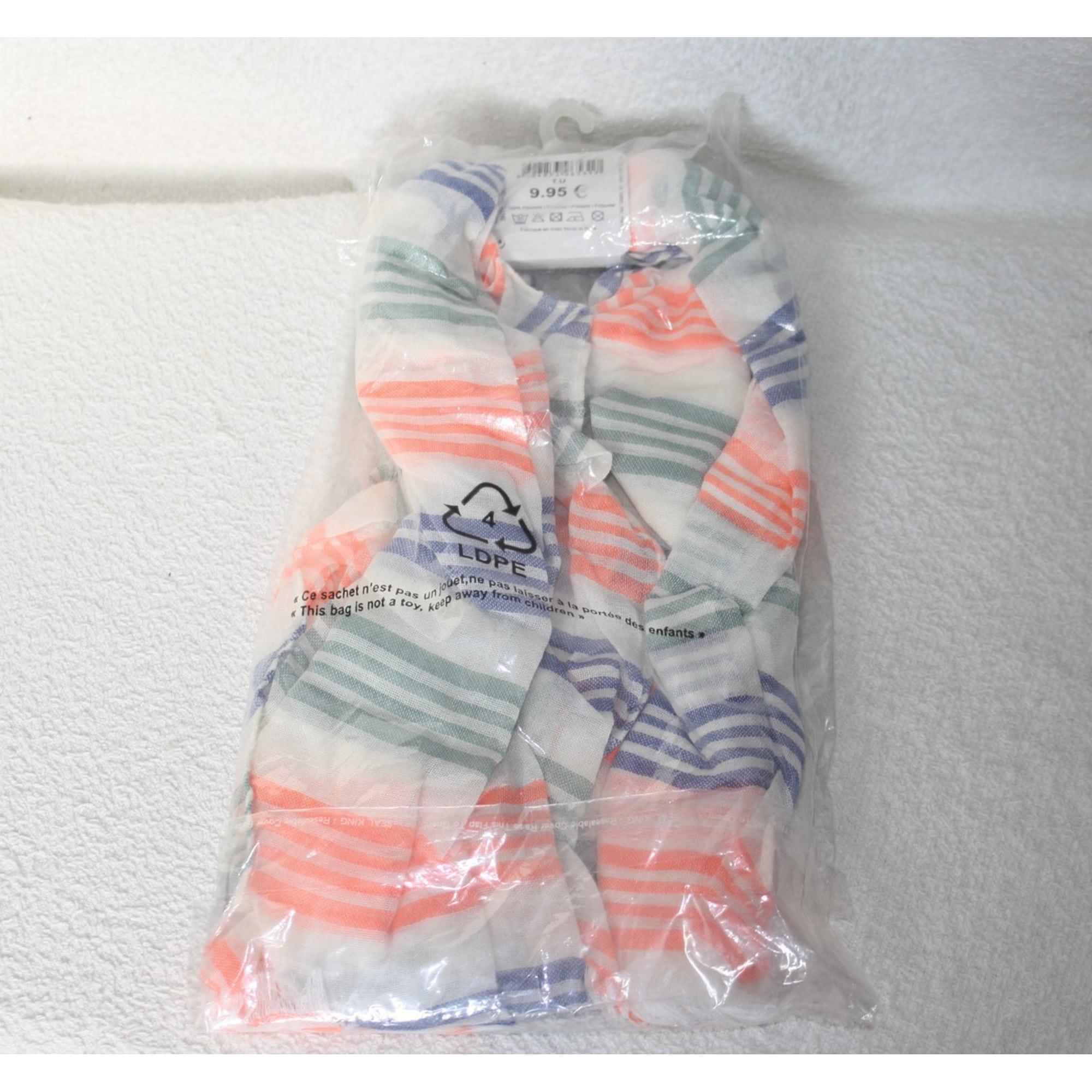 Silk Scarf OKAÏDI Multicolor