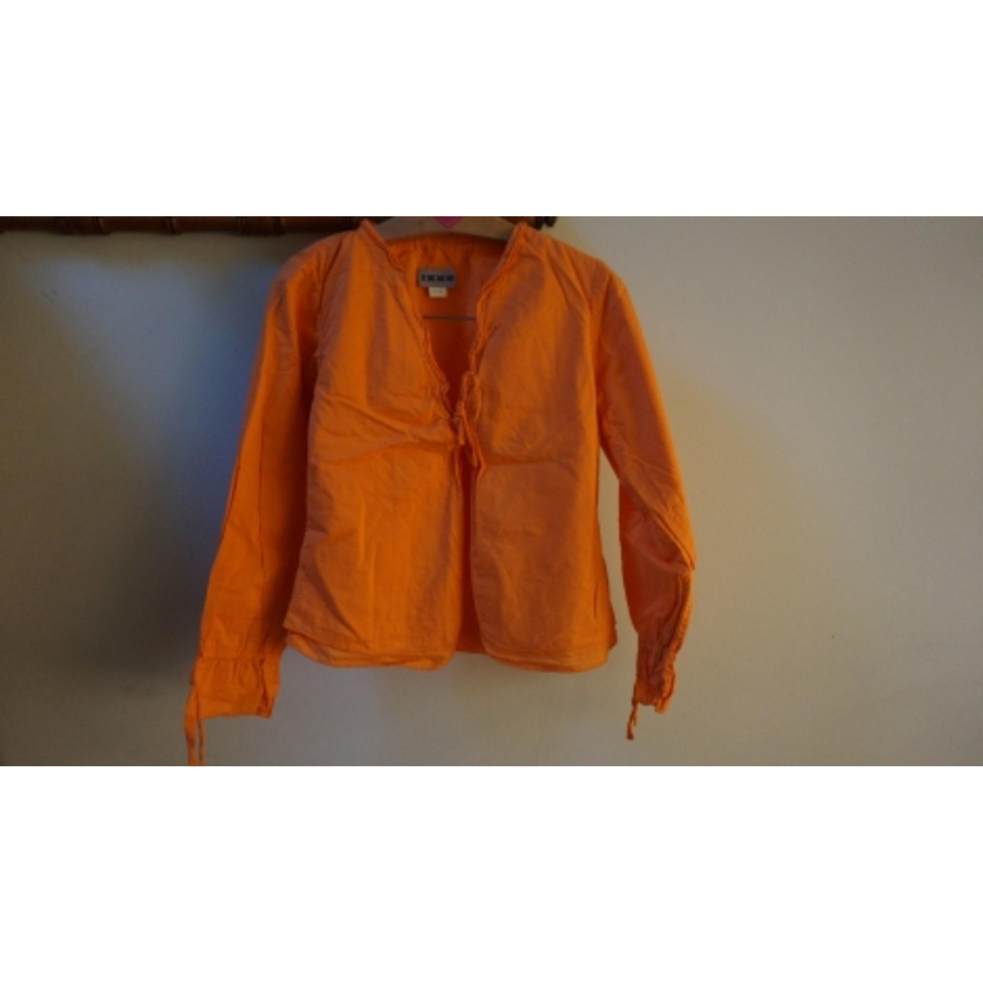 Blouse IKKS Orange