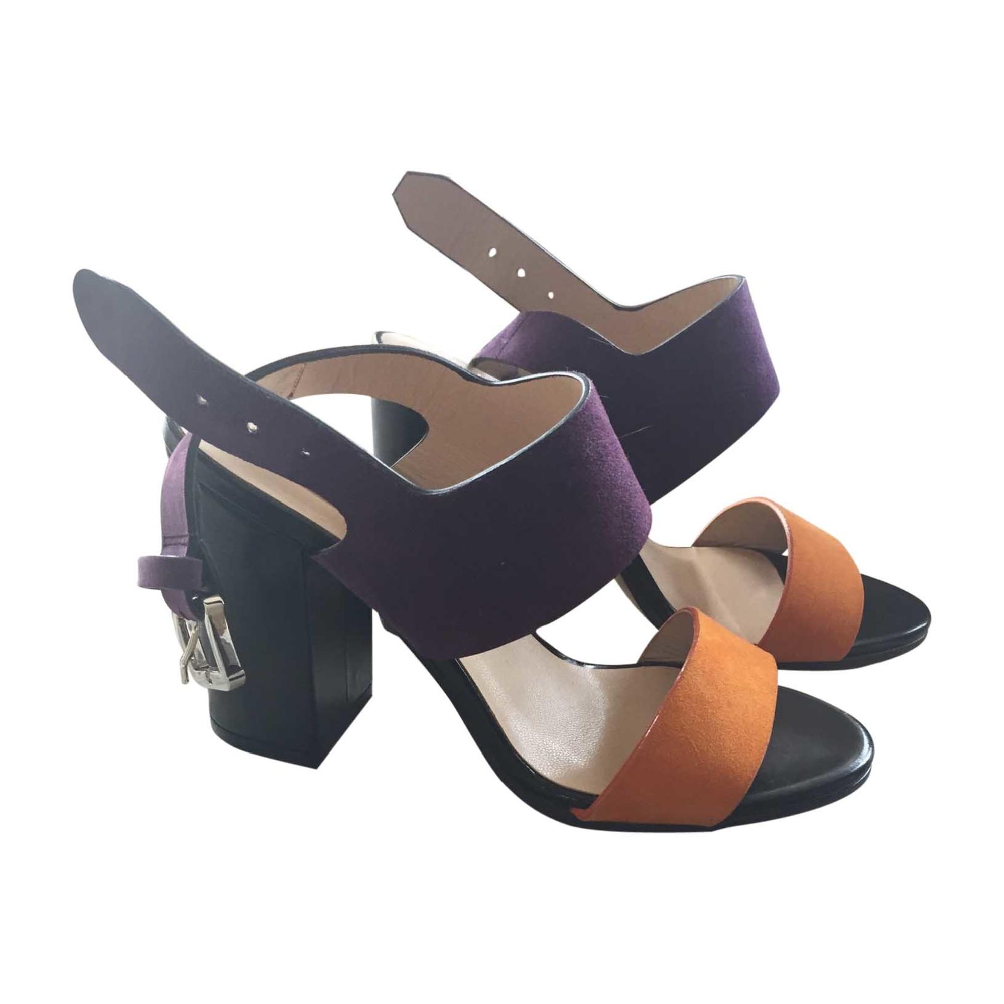 Sandales à talons CAREL Multicouleur