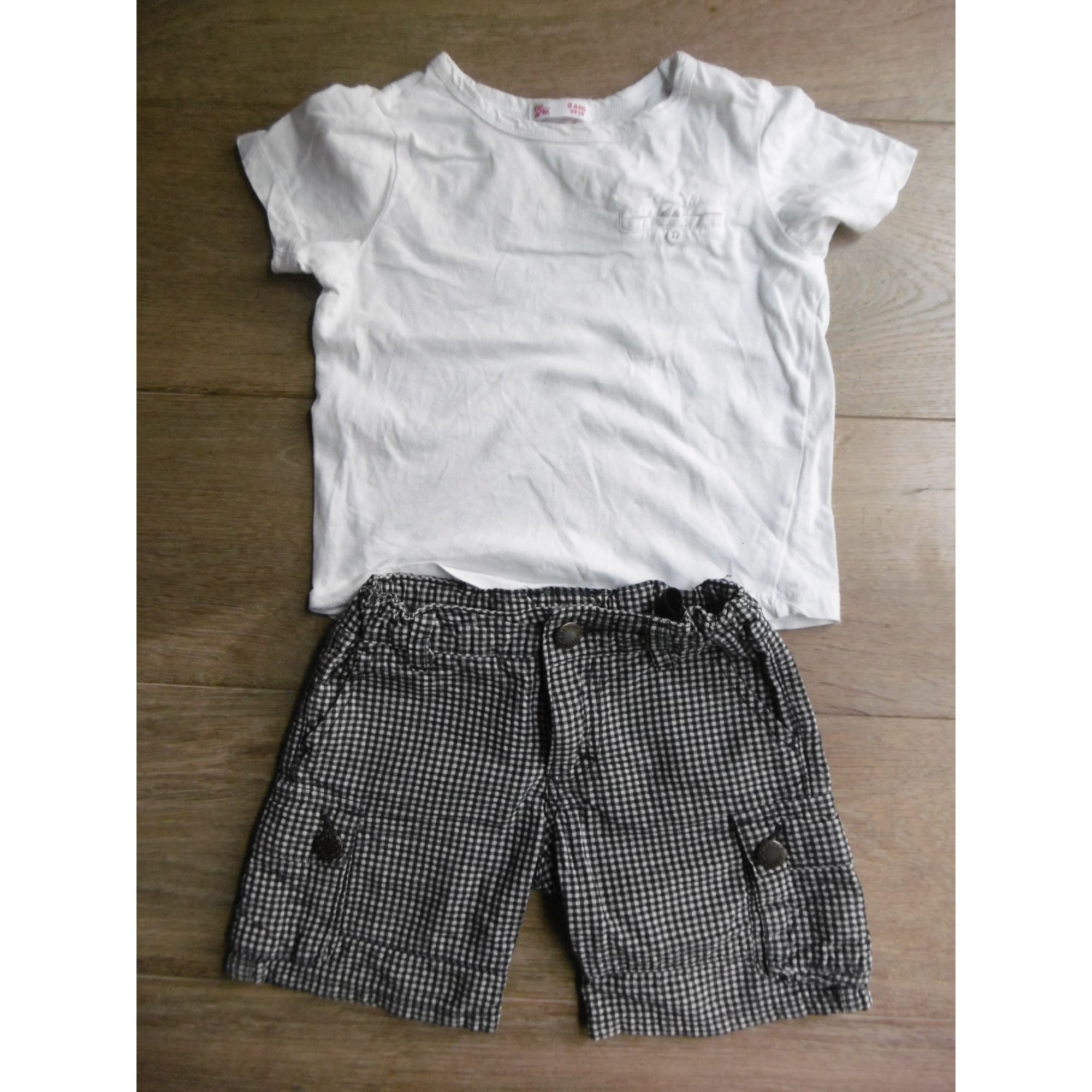 Shorts Set, Outfit OOXOO Multicolor