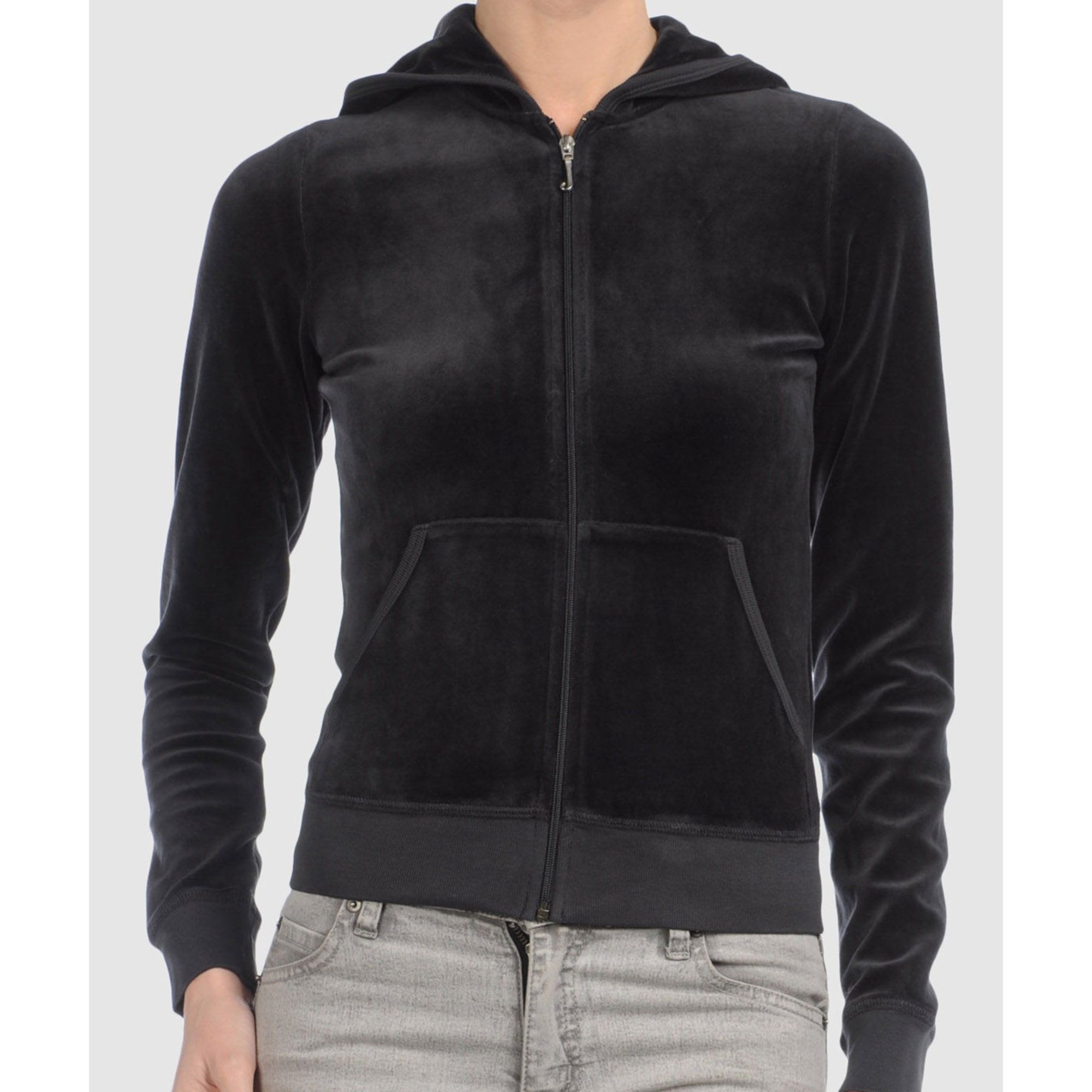Sweat JUICY COUTURE Gris, anthracite