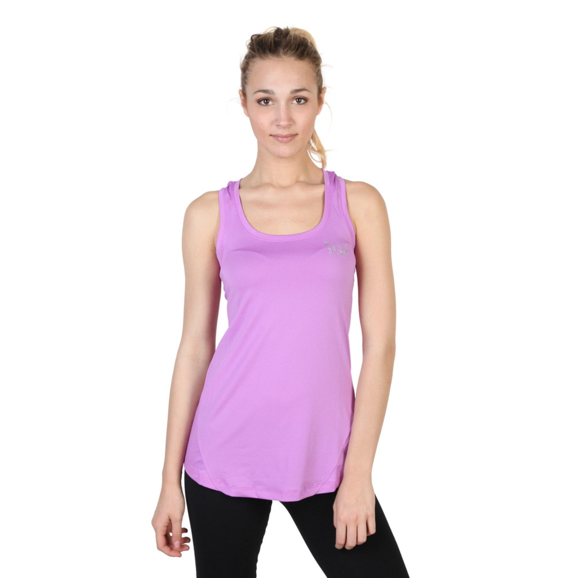 Top, tee-shirt ELLE SPORT Violet, mauve, lavande