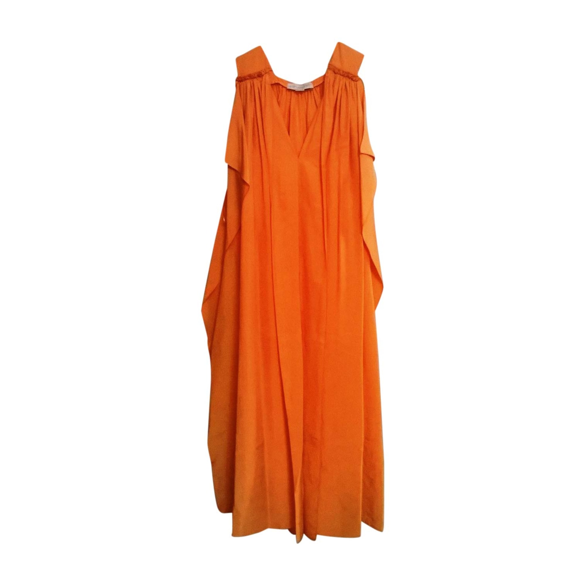 Robe longue STELLA MCCARTNEY Jaune
