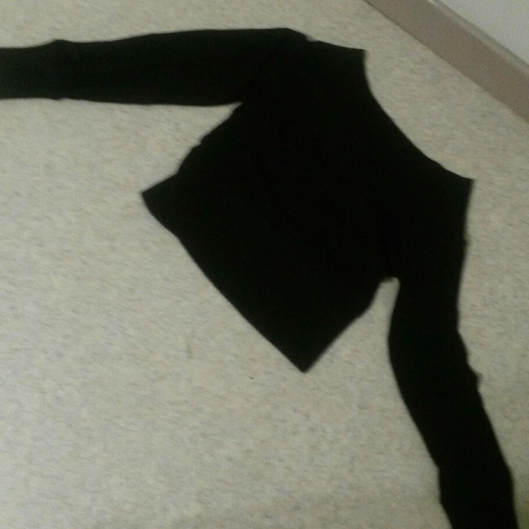 Top, tee-shirt NESS Noir