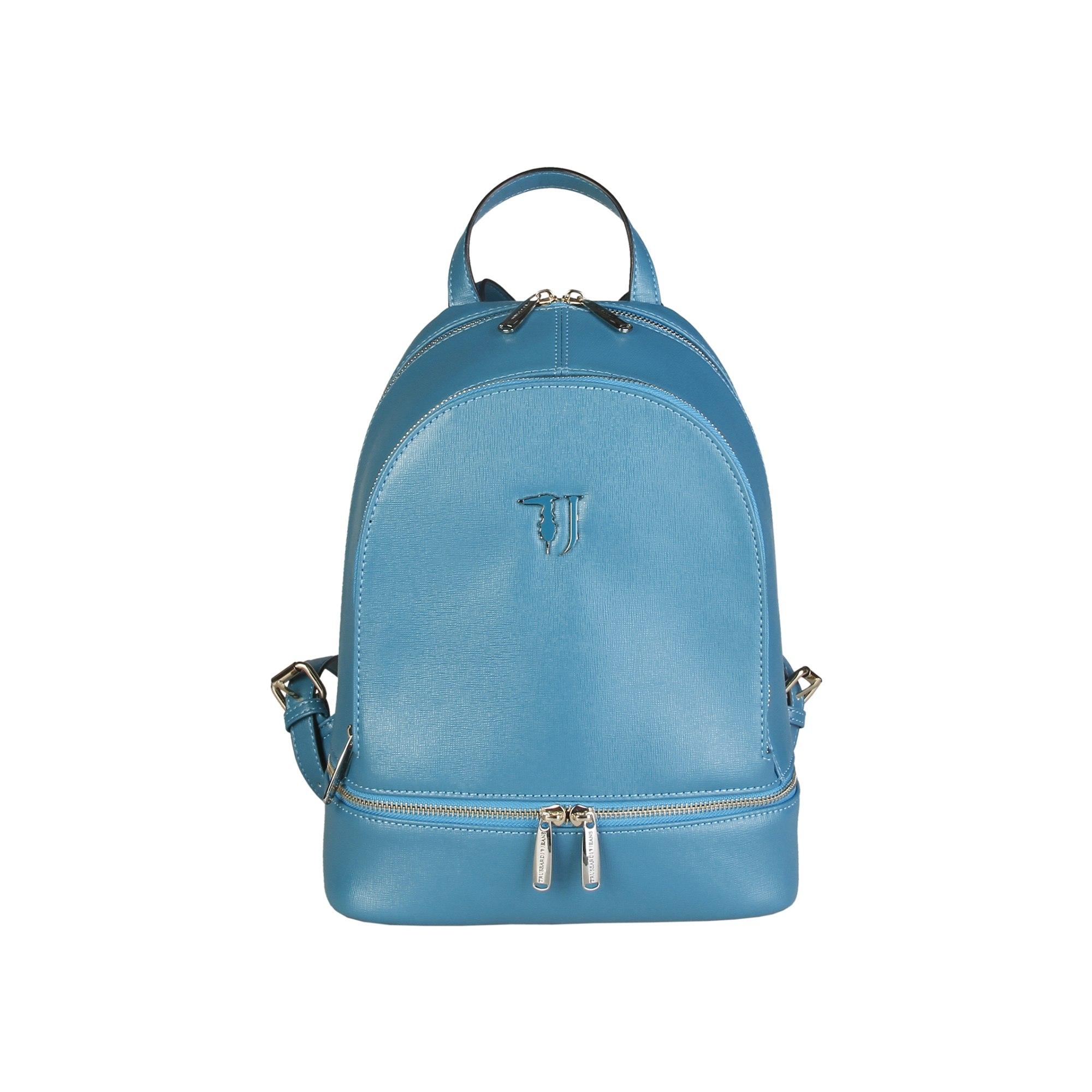 Sac à dos TRUSSARDI JEANS Bleu, bleu marine, bleu turquoise