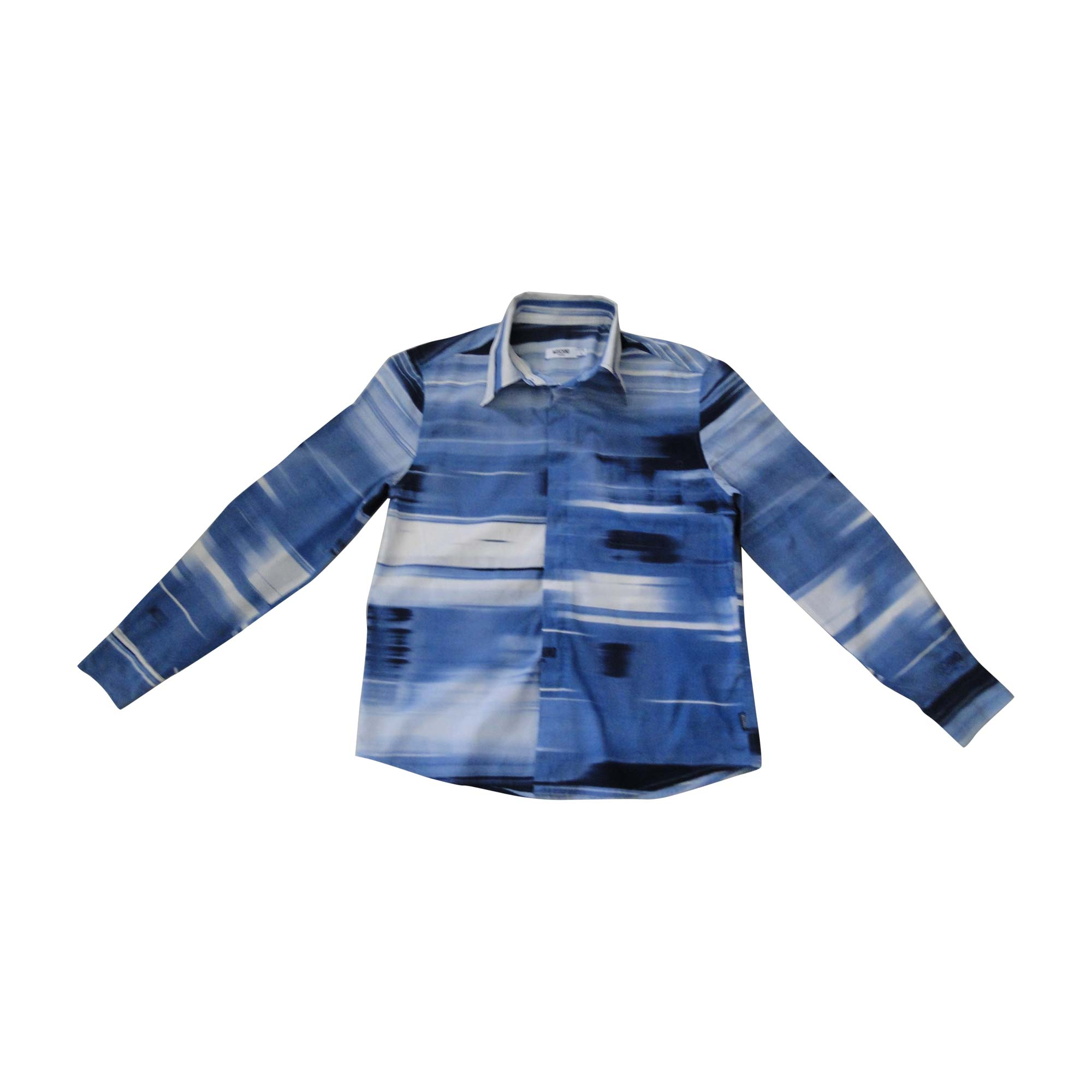 Chemise MOSCHINO Bleu, bleu marine, bleu turquoise