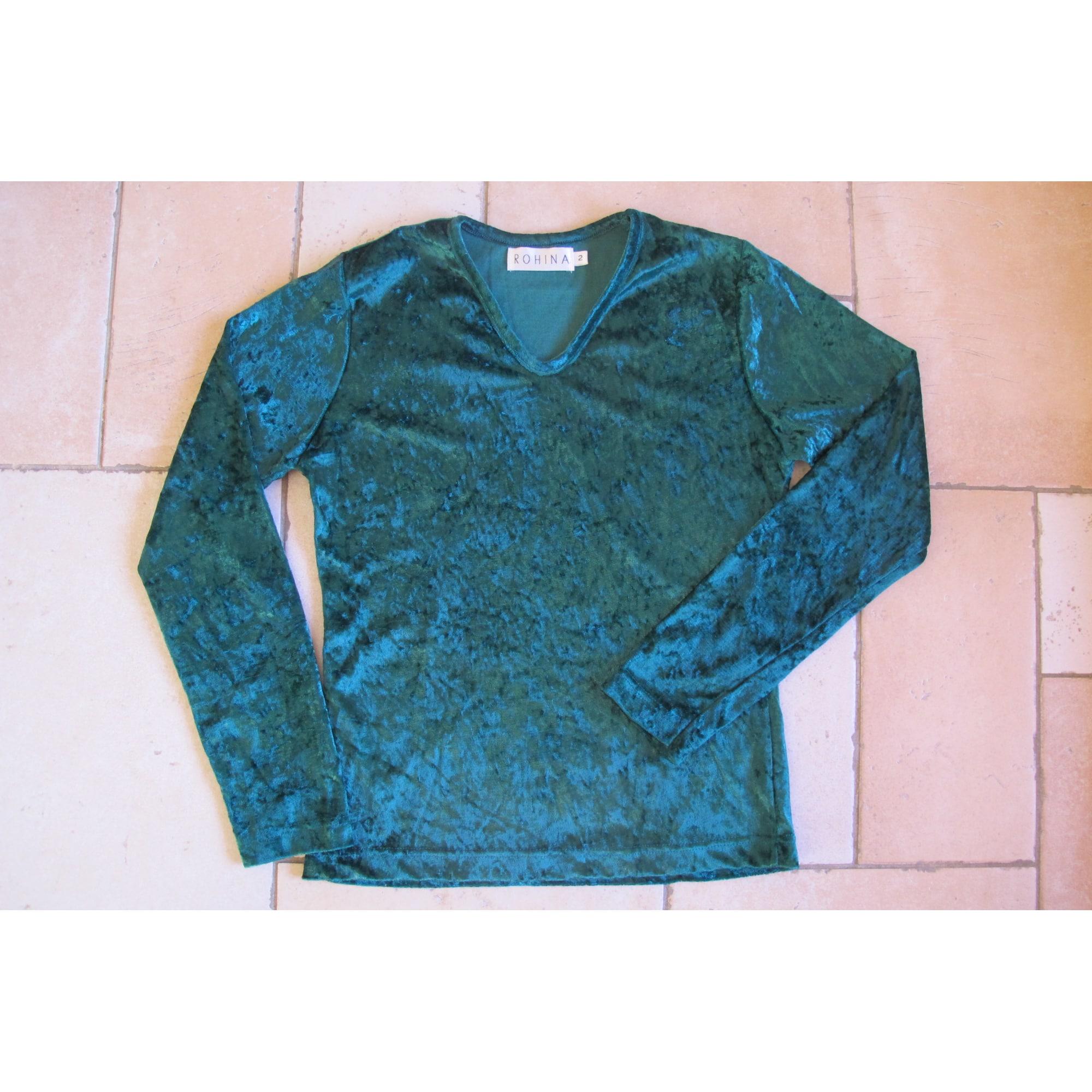 Top, tee-shirt ROHINA Vert