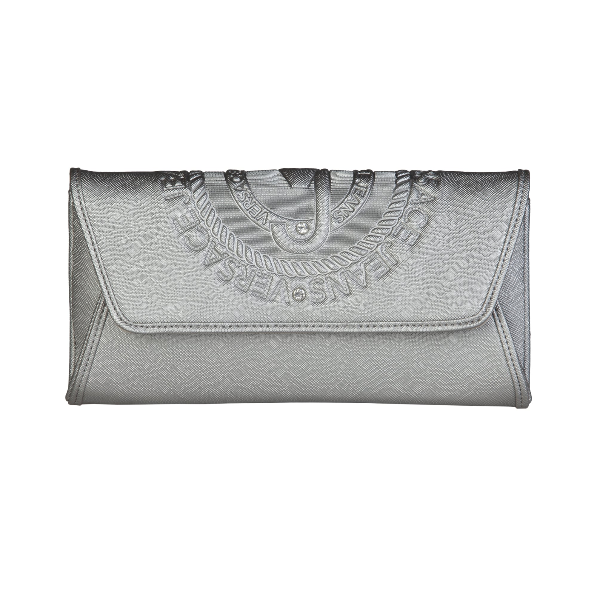 Portefeuille VERSACE Gris, anthracite