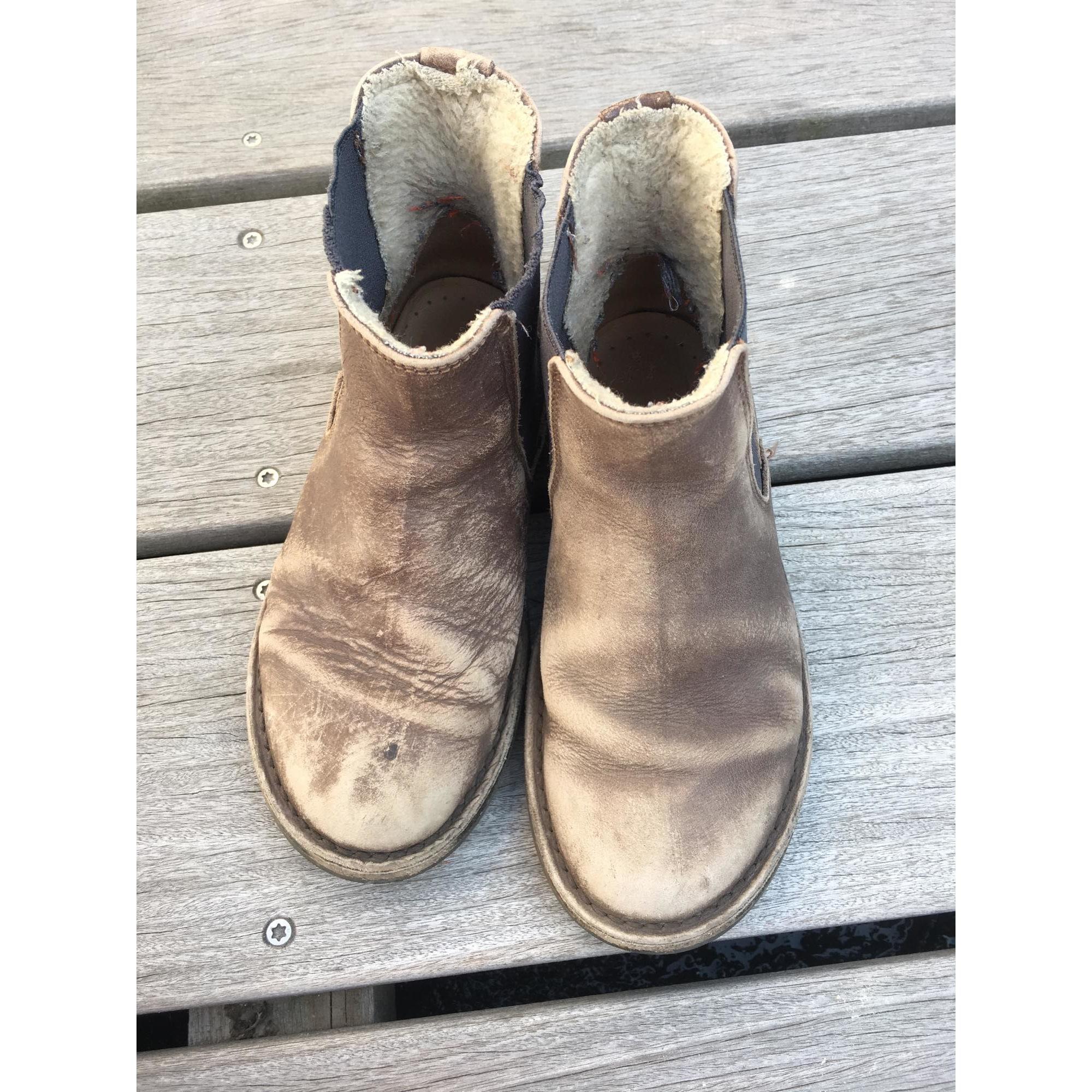 Ankle Boots BONTON Brown