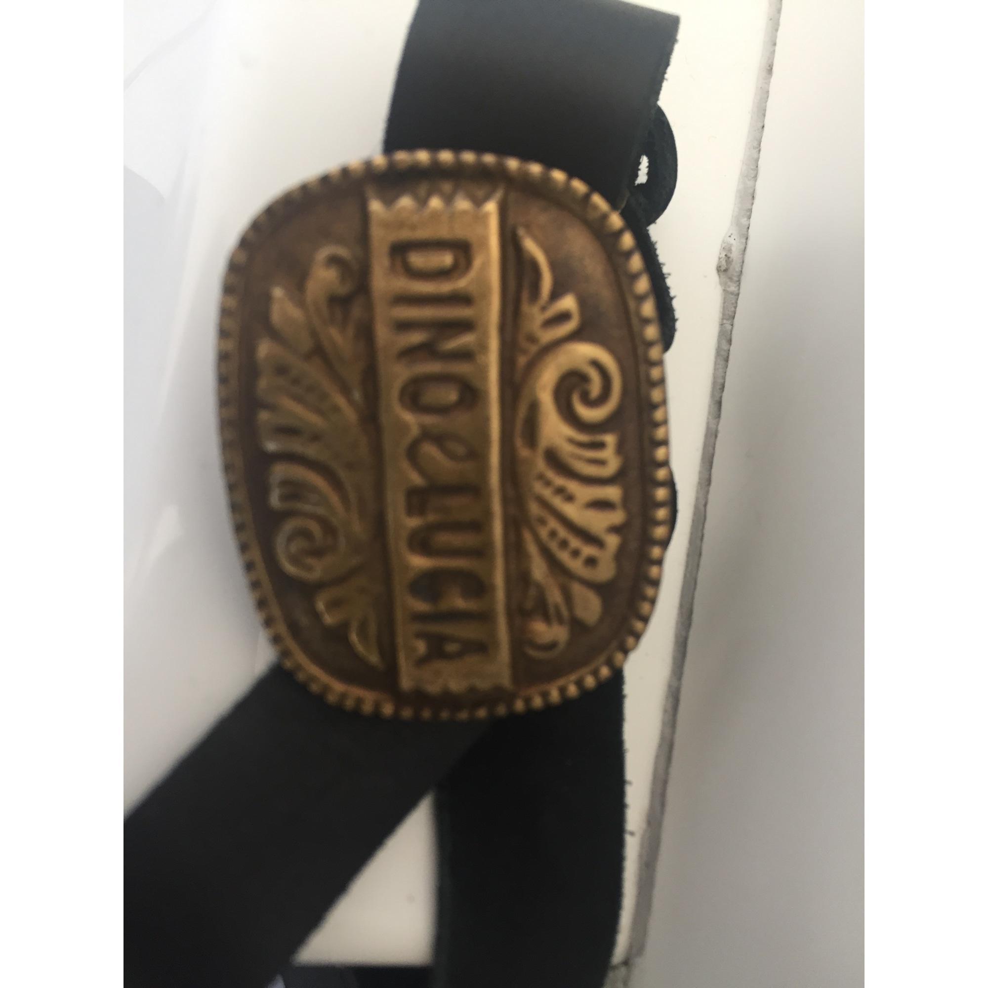 Belt DINO E LUCIA Black